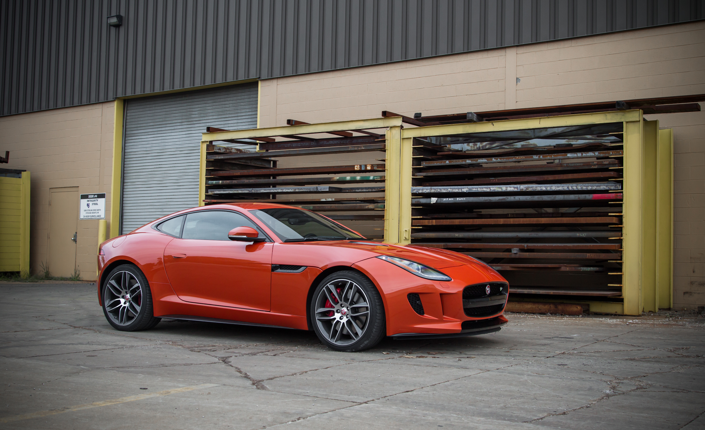 2015 Jaguar F Type R Coupe (View 24 of 26)