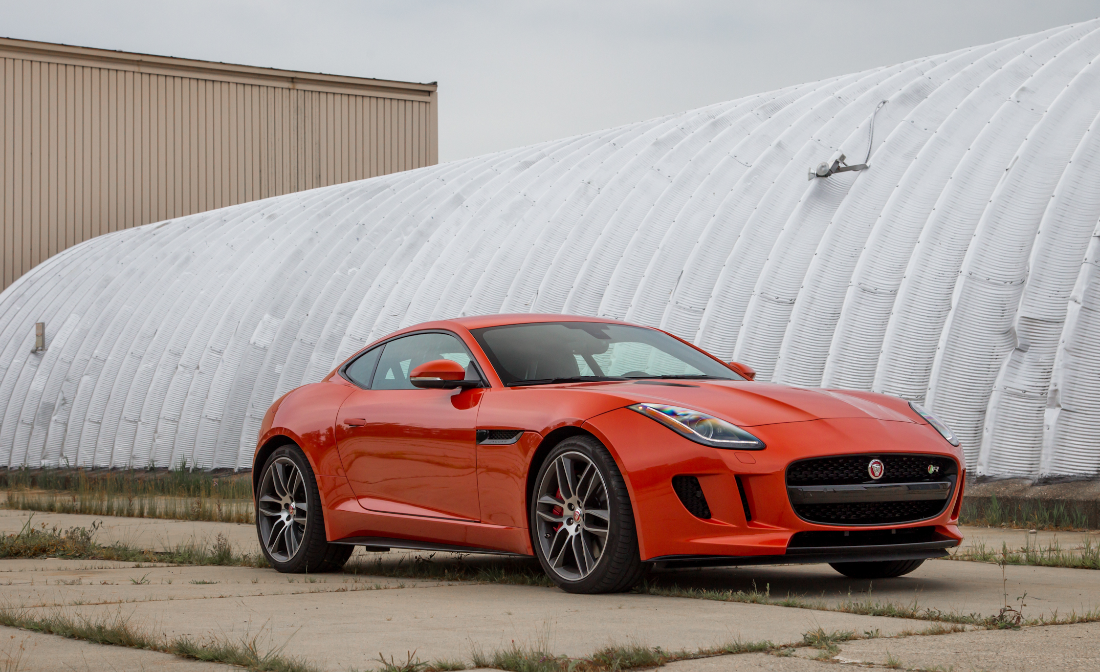 2015 Jaguar F Type R Coupe (Photo 10 of 26)