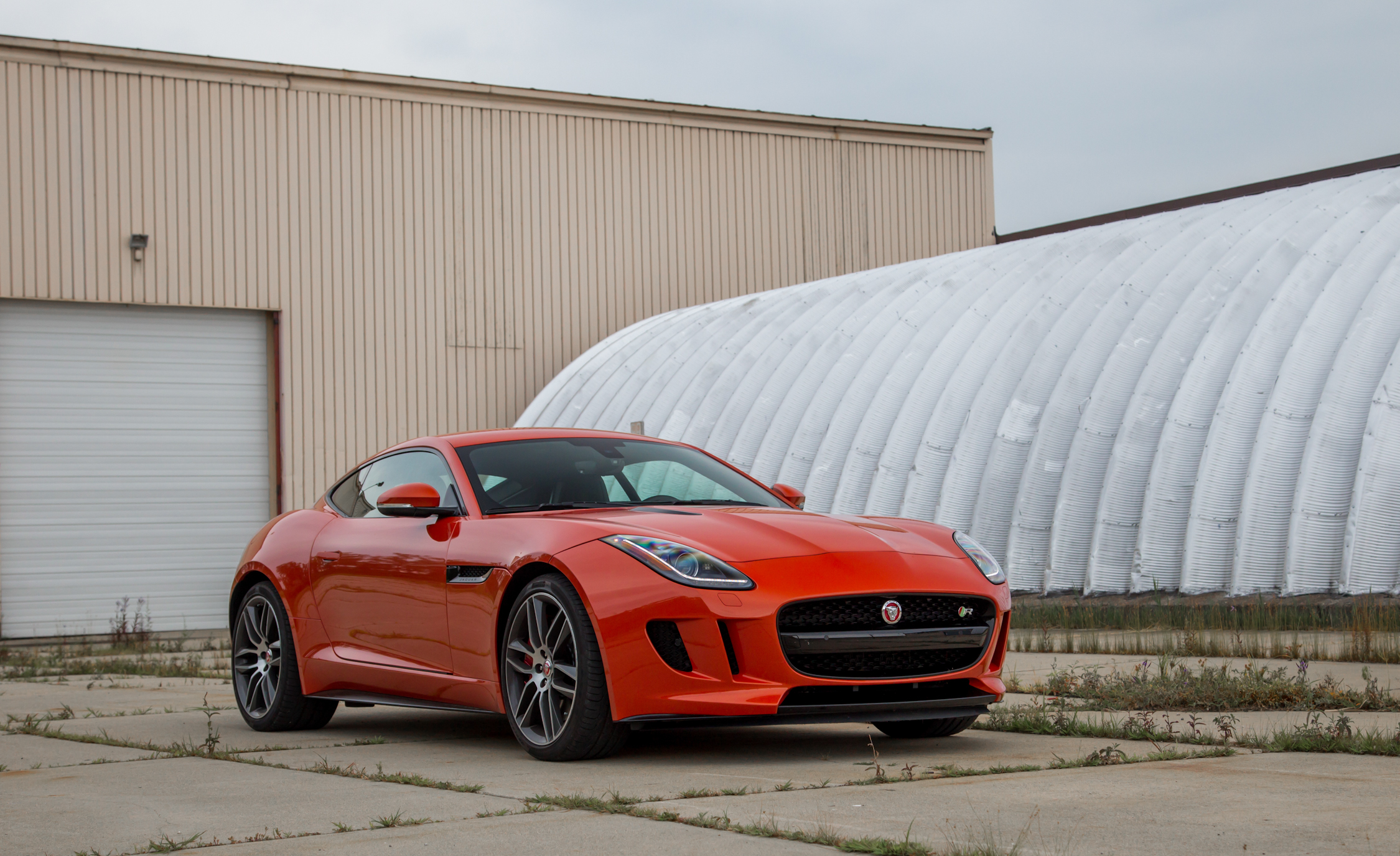 2015 Jaguar F Type R Coupe (View 13 of 26)