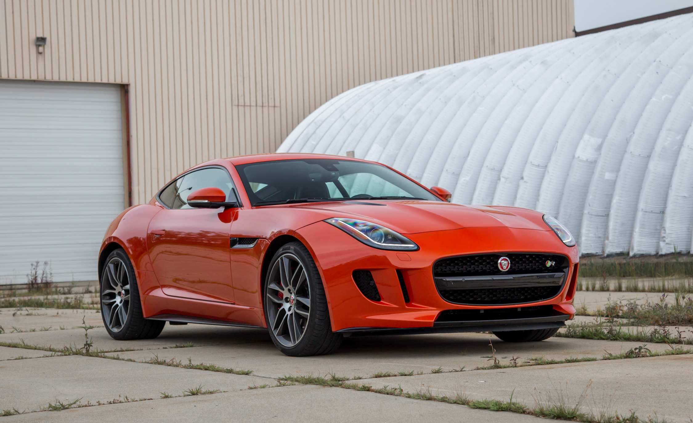 2015 Jaguar F Type R Coupe (Photo 12 of 26)