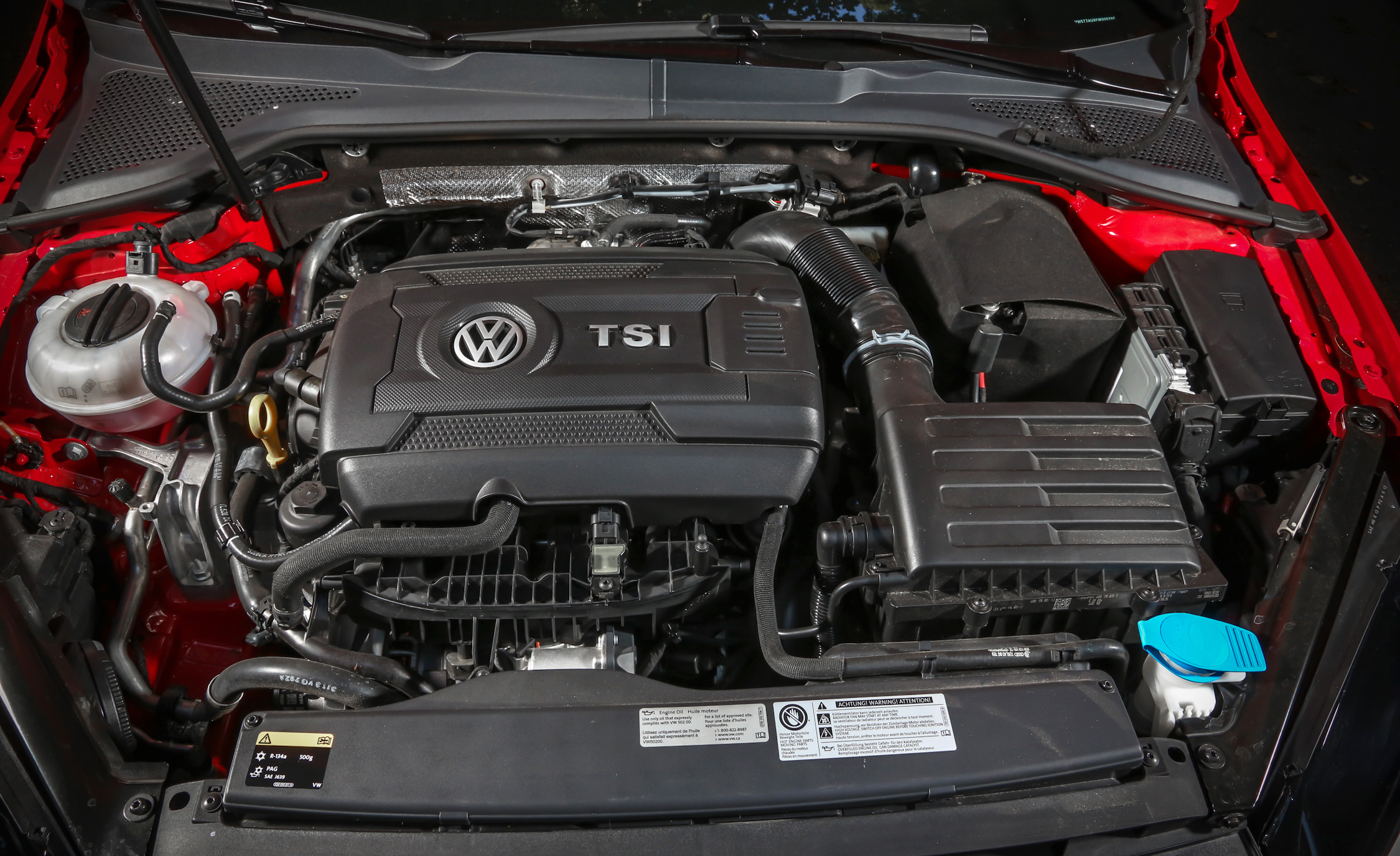 2015 Volkswagen GTI 5 Door Turbocharged  (Photo 43 of 55)