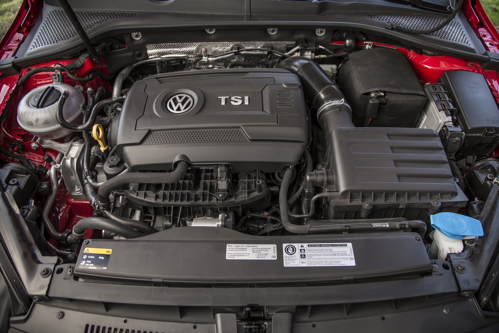 2015 Volkswagen Golf Gti Engine Photo (Photo 45 of 55)