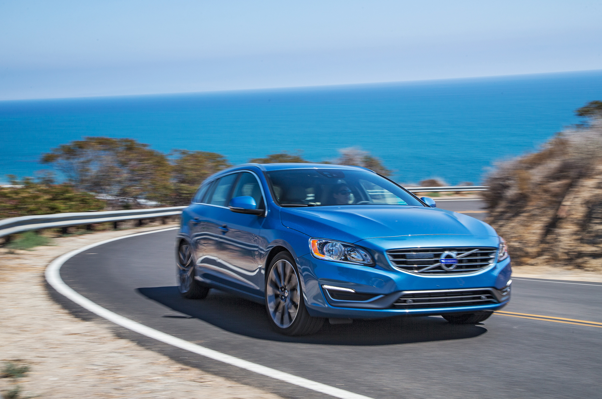 2015 Volvo V60 Performance Test Photo (Photo 35 of 38)