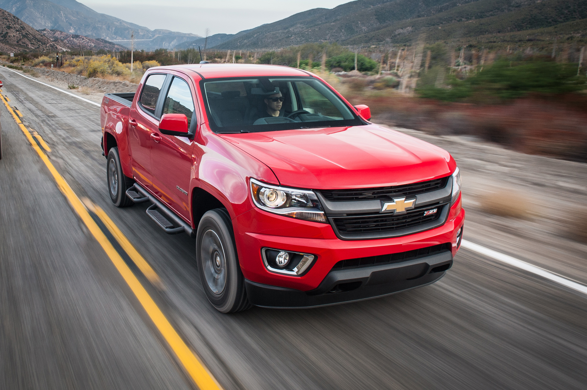 2015 Chevrolet Colorado Pictures Gallery (8 Images)