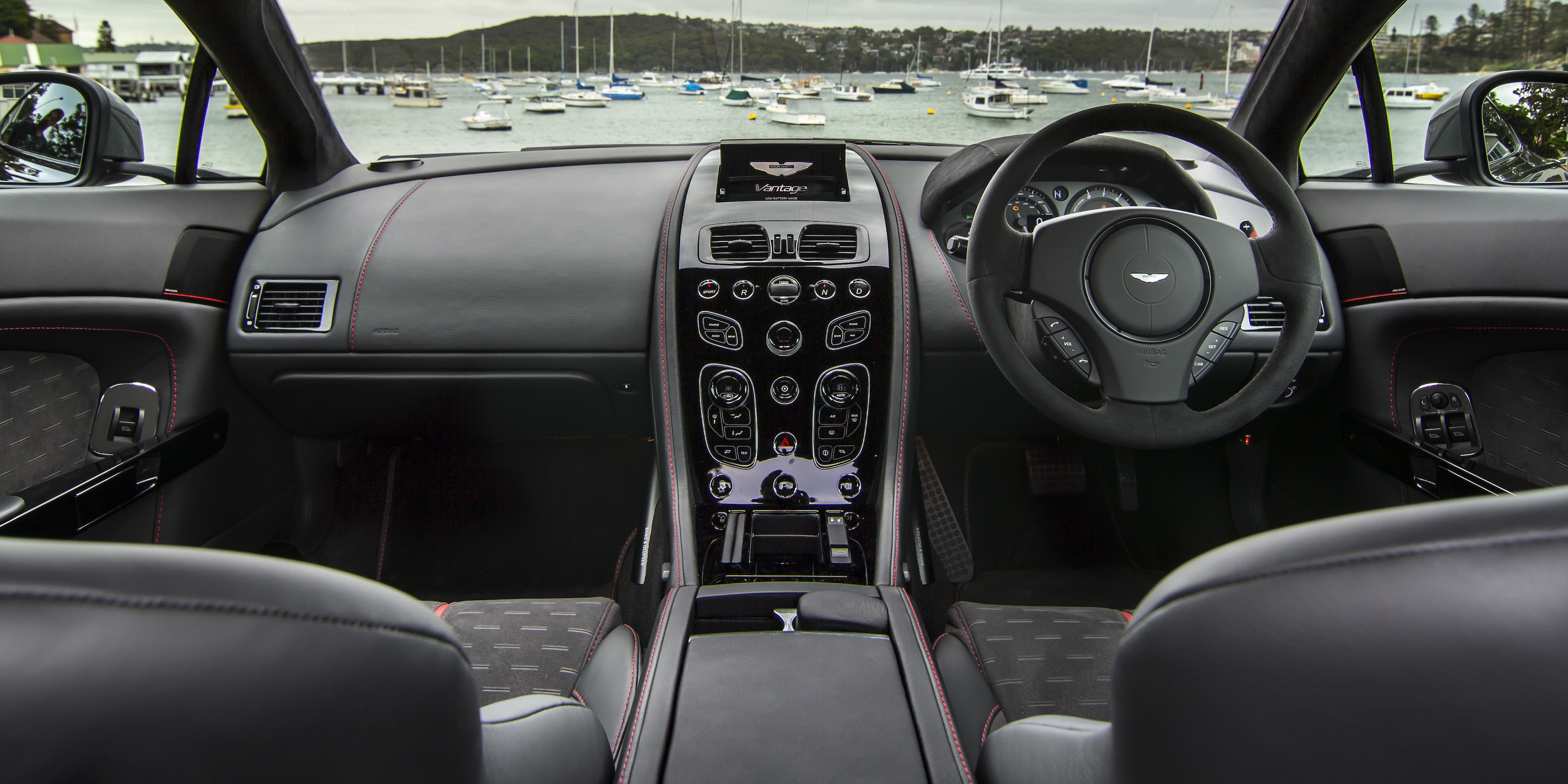 2016 Aston Martin Vantage Gt Interior (View 4 of 25)
