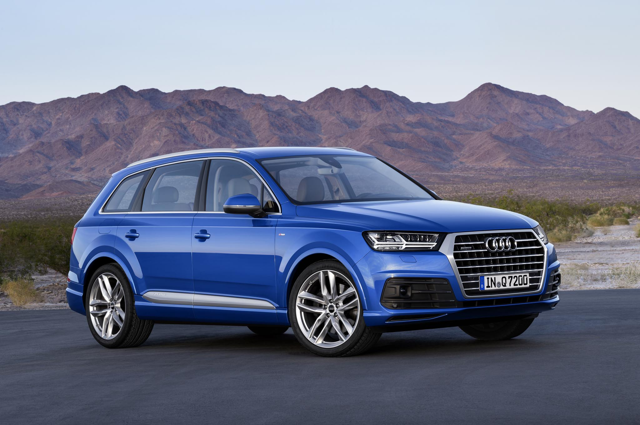 Audi Q (View 5 of 8)