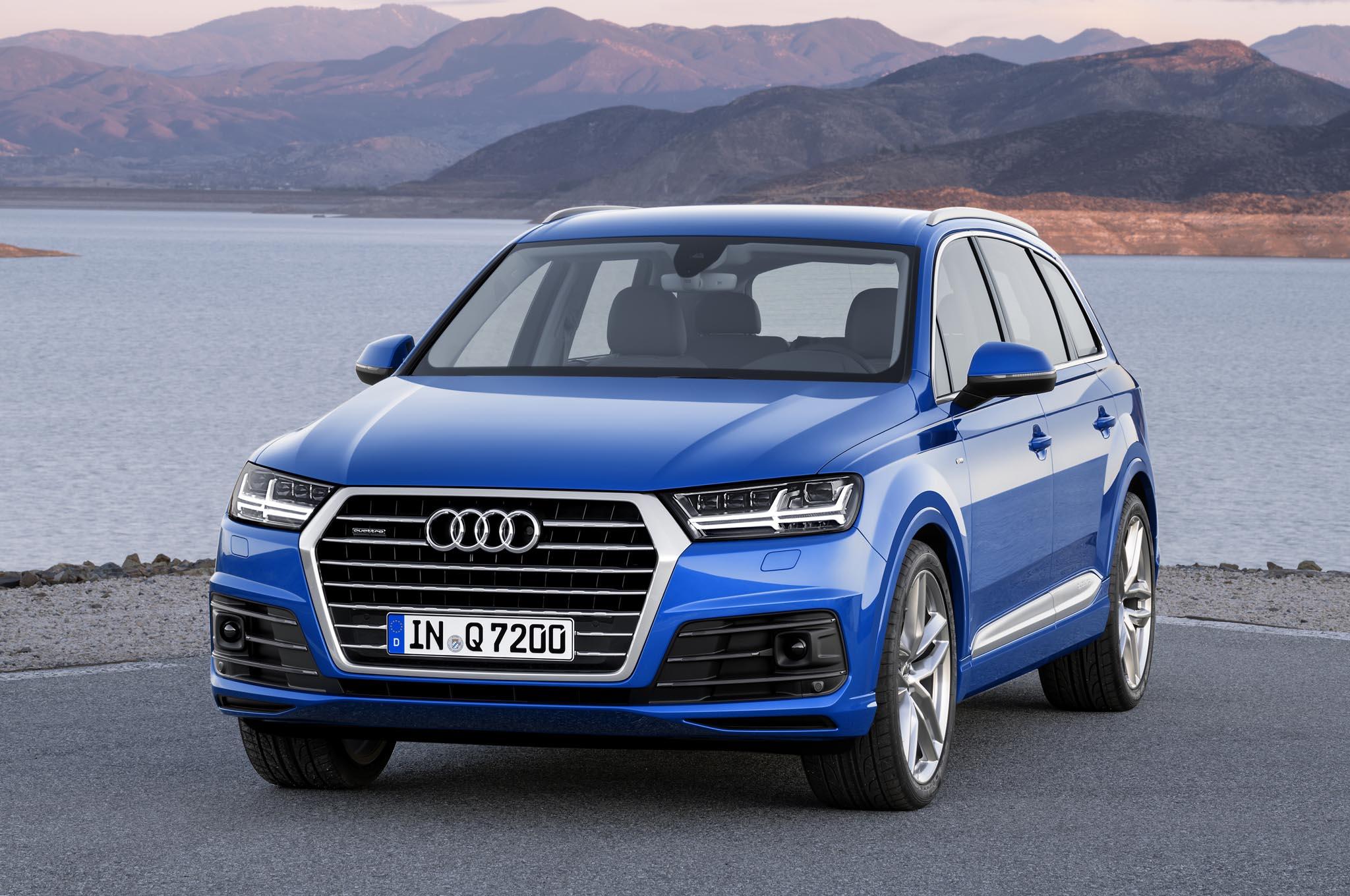 Audi Q (View 7 of 8)