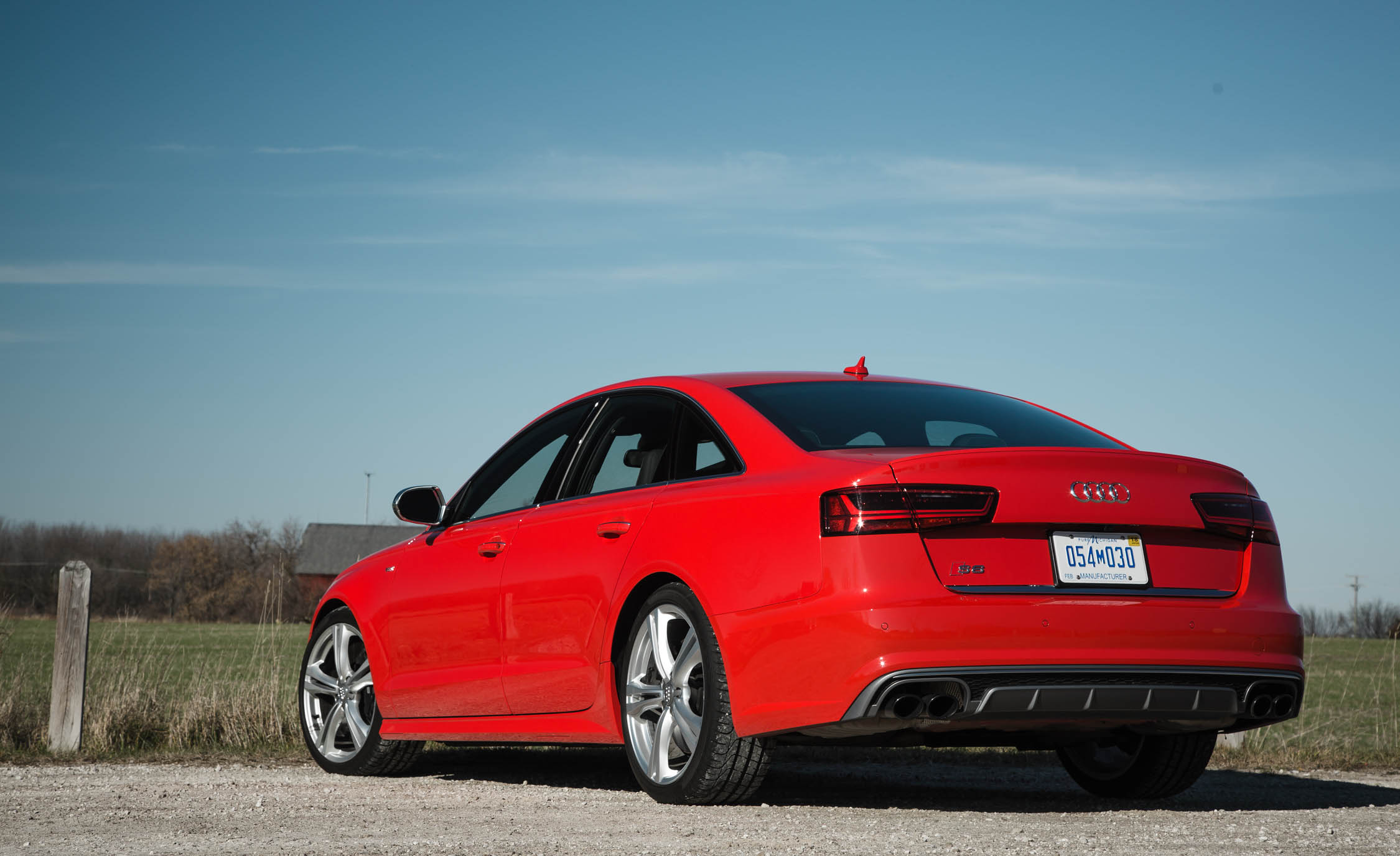 2016 Audi S (View 27 of 32)