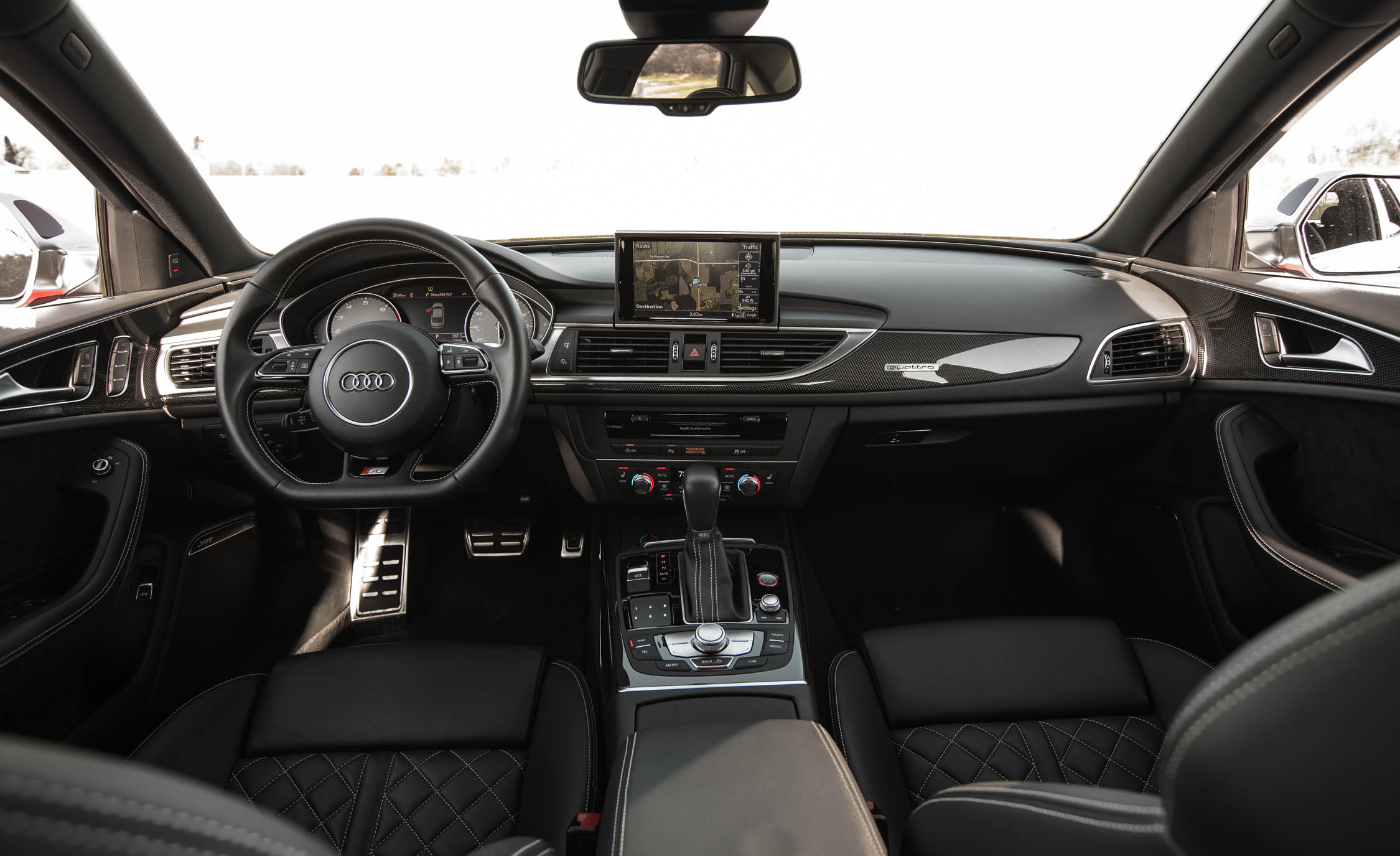 2016 Audi S (View 4 of 32)