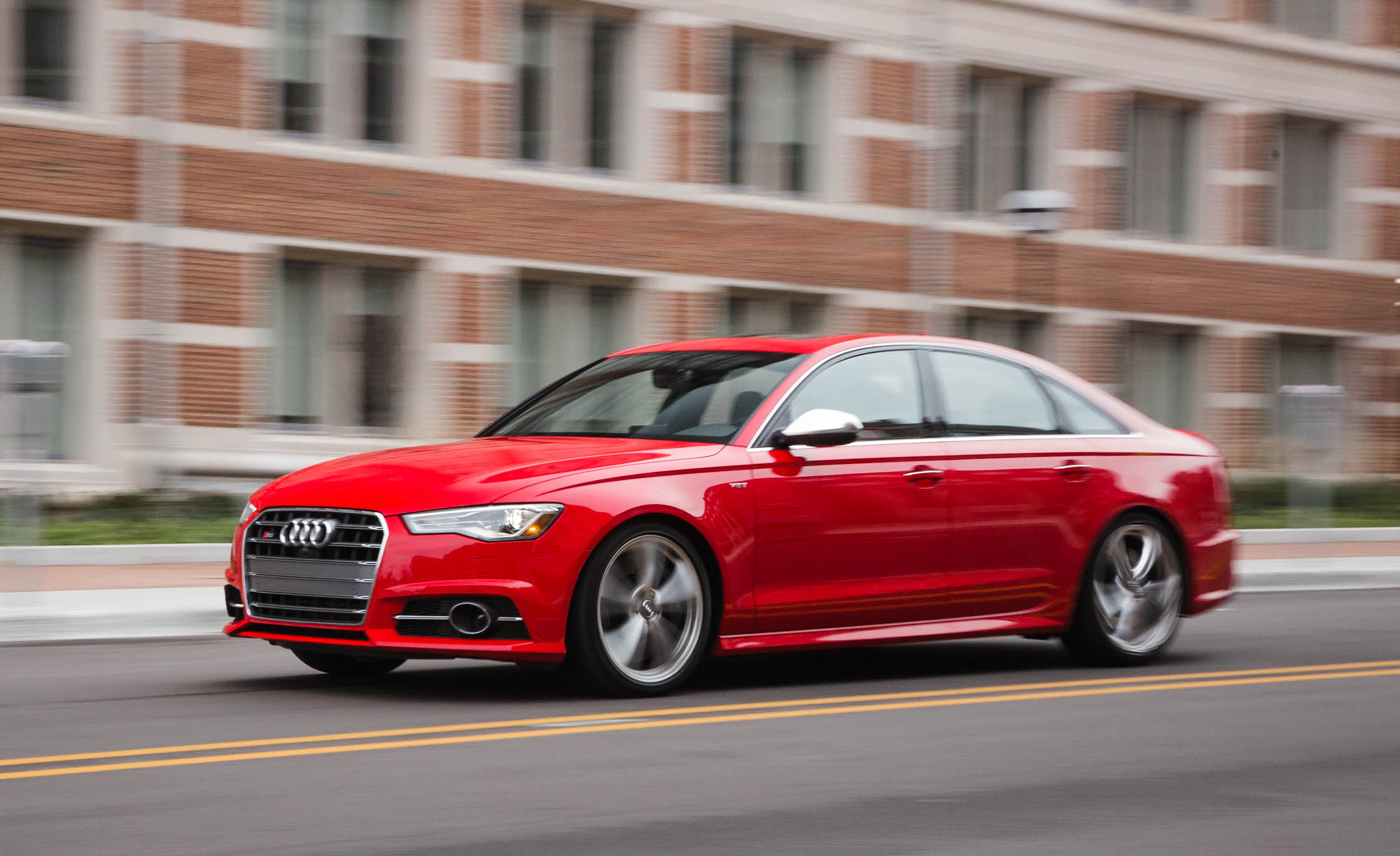 2016 Audi S (View 13 of 32)