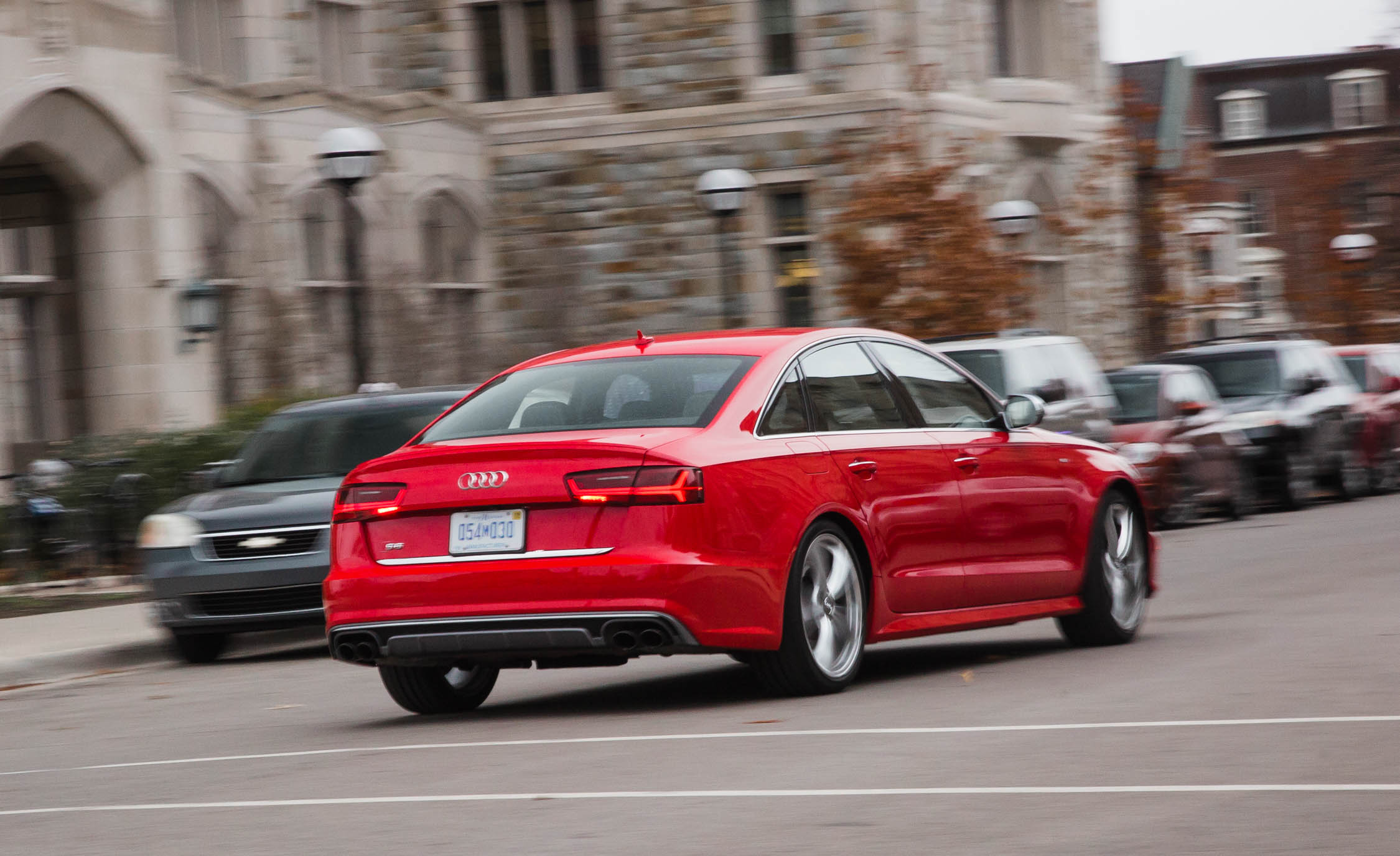 2016 Audi S (View 15 of 32)