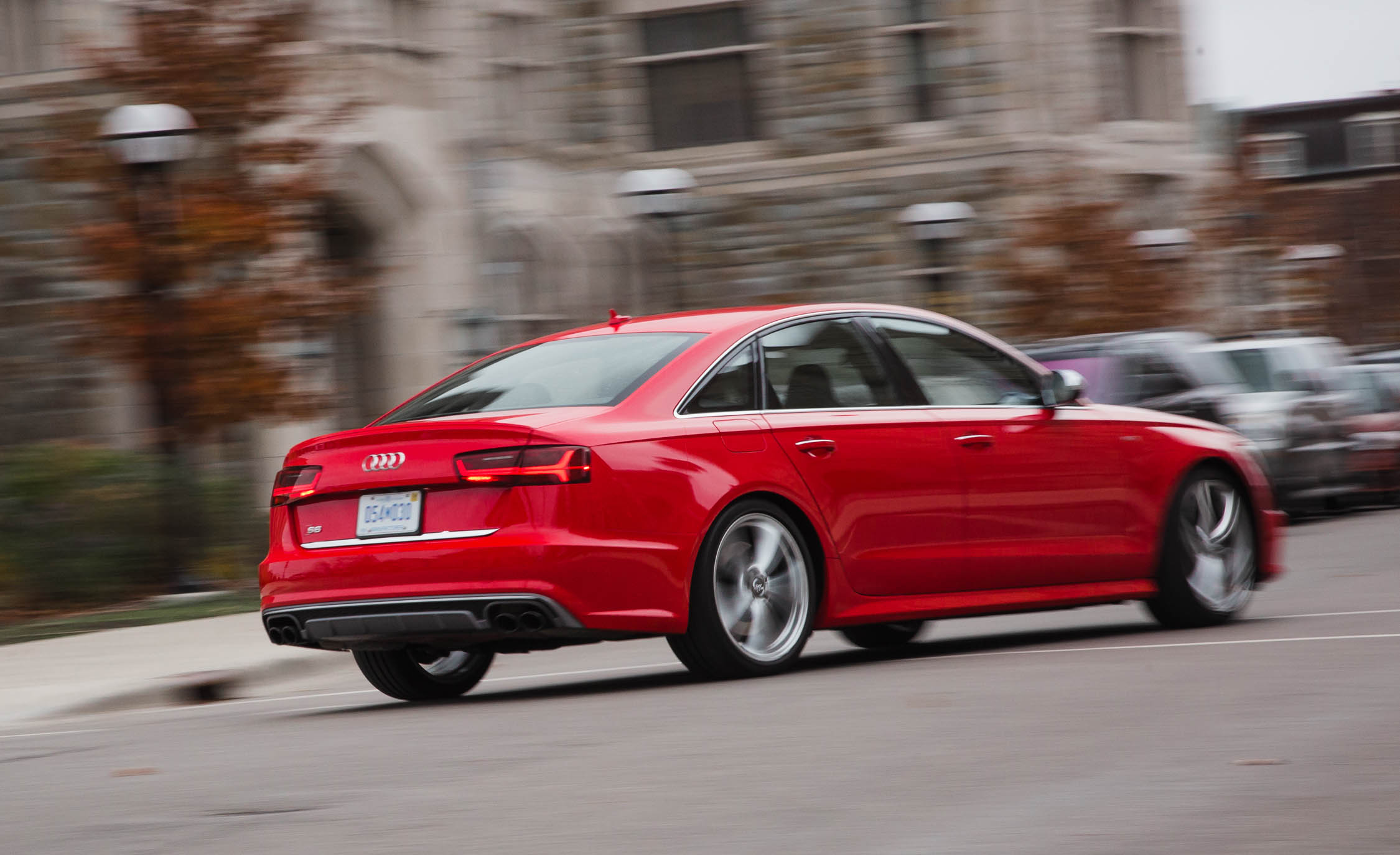 2016 Audi S (View 16 of 32)