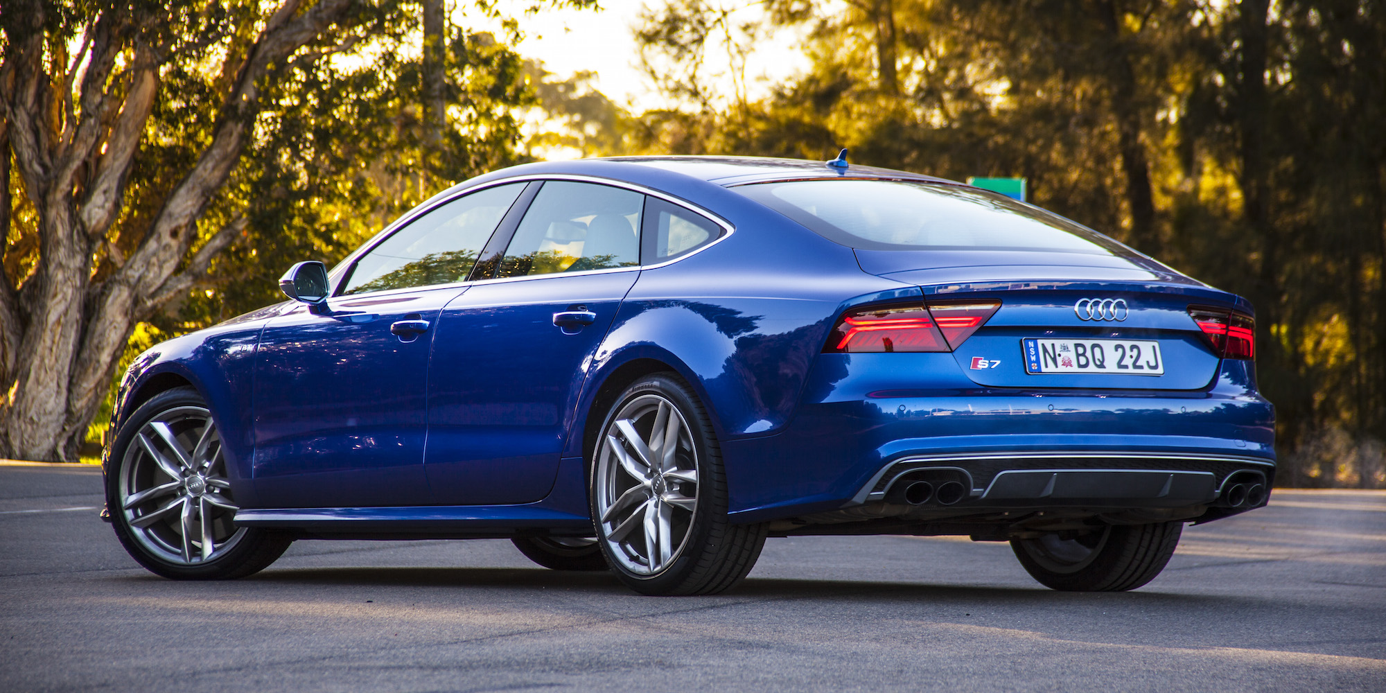2016 Audi S7 Exterior (View 15 of 30)