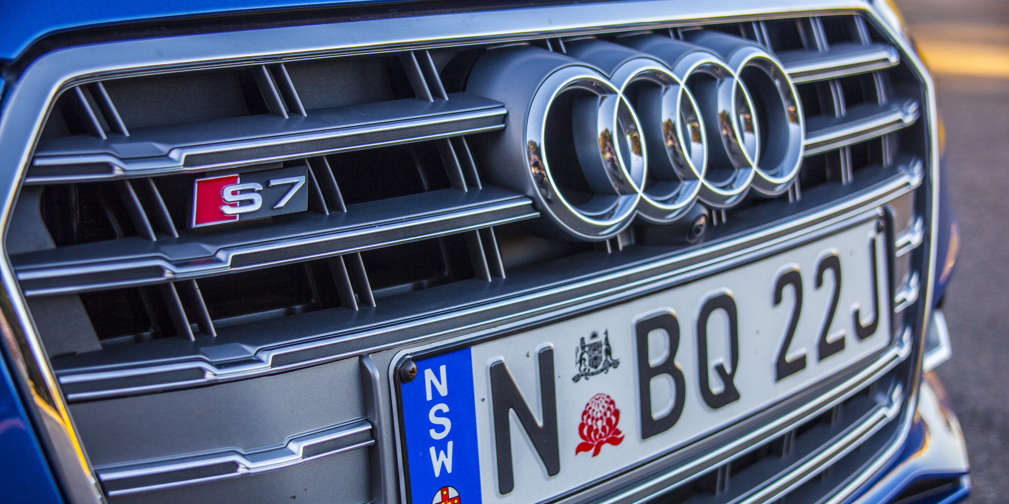 2016 Audi S7 Grille (Photo 19 of 30)