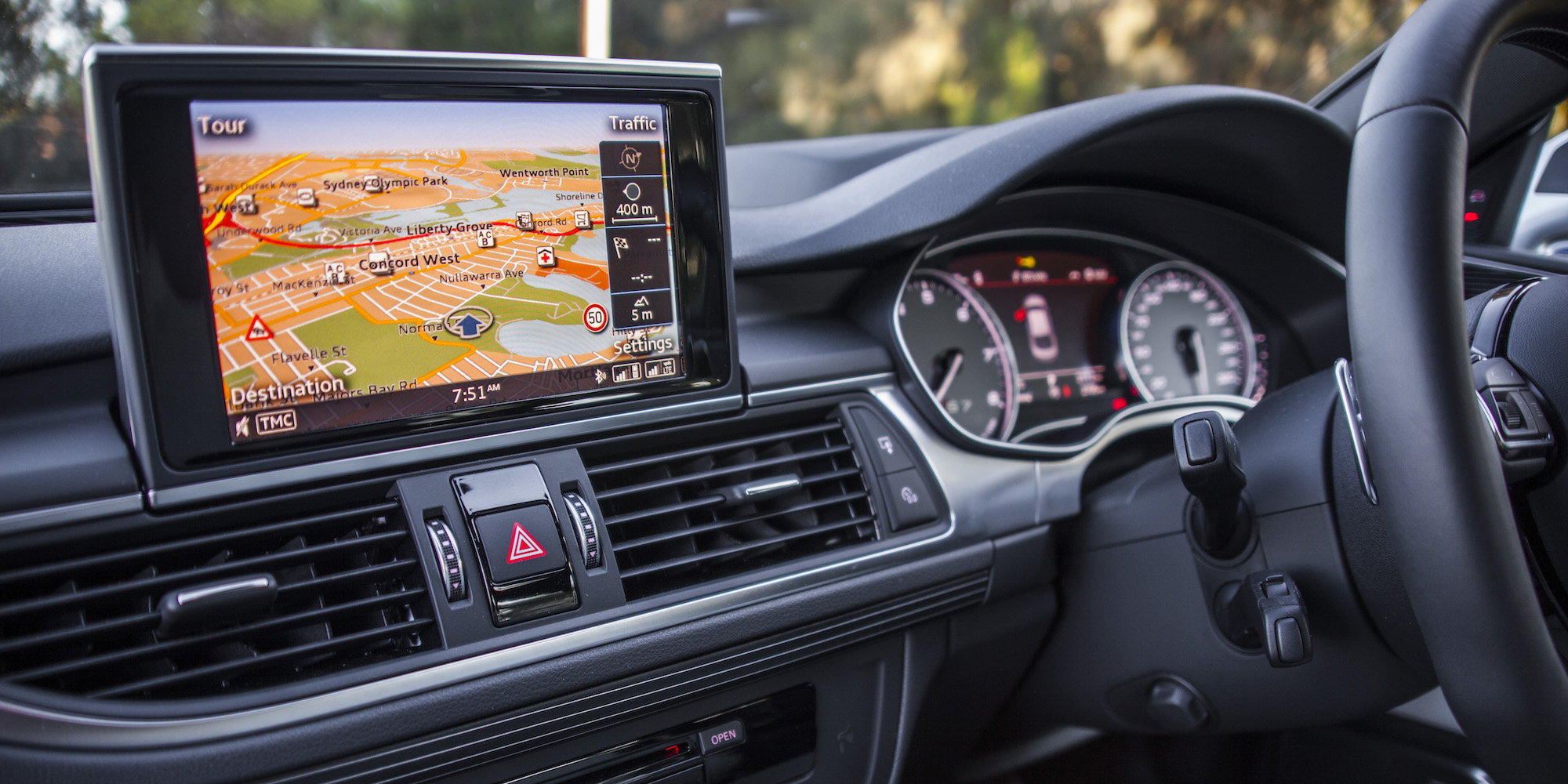 2016 Audi S7 Head Unit (Photo 20 of 30)