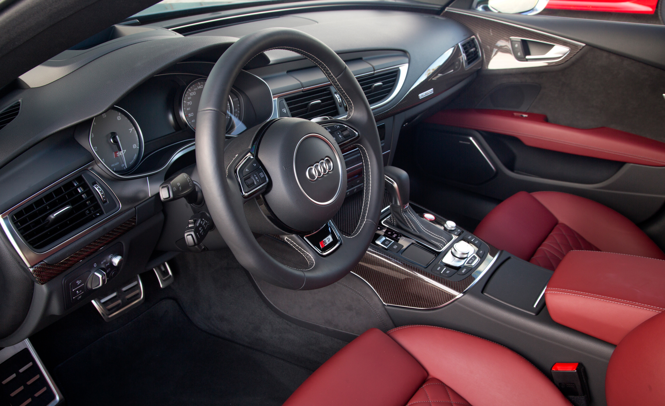 2016 Audi S7 Interior (Photo 13 of 30)