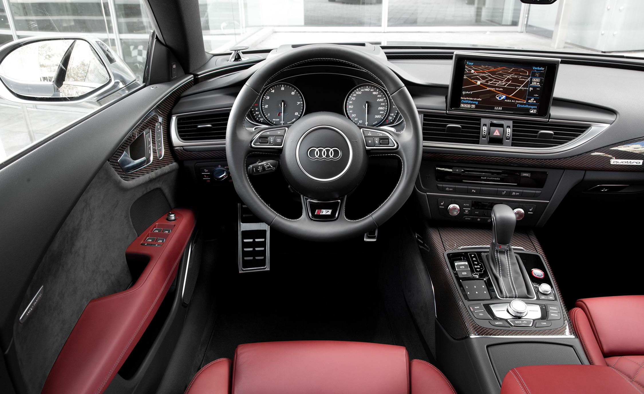 2016 Audi S7 Interior (View 25 of 30)