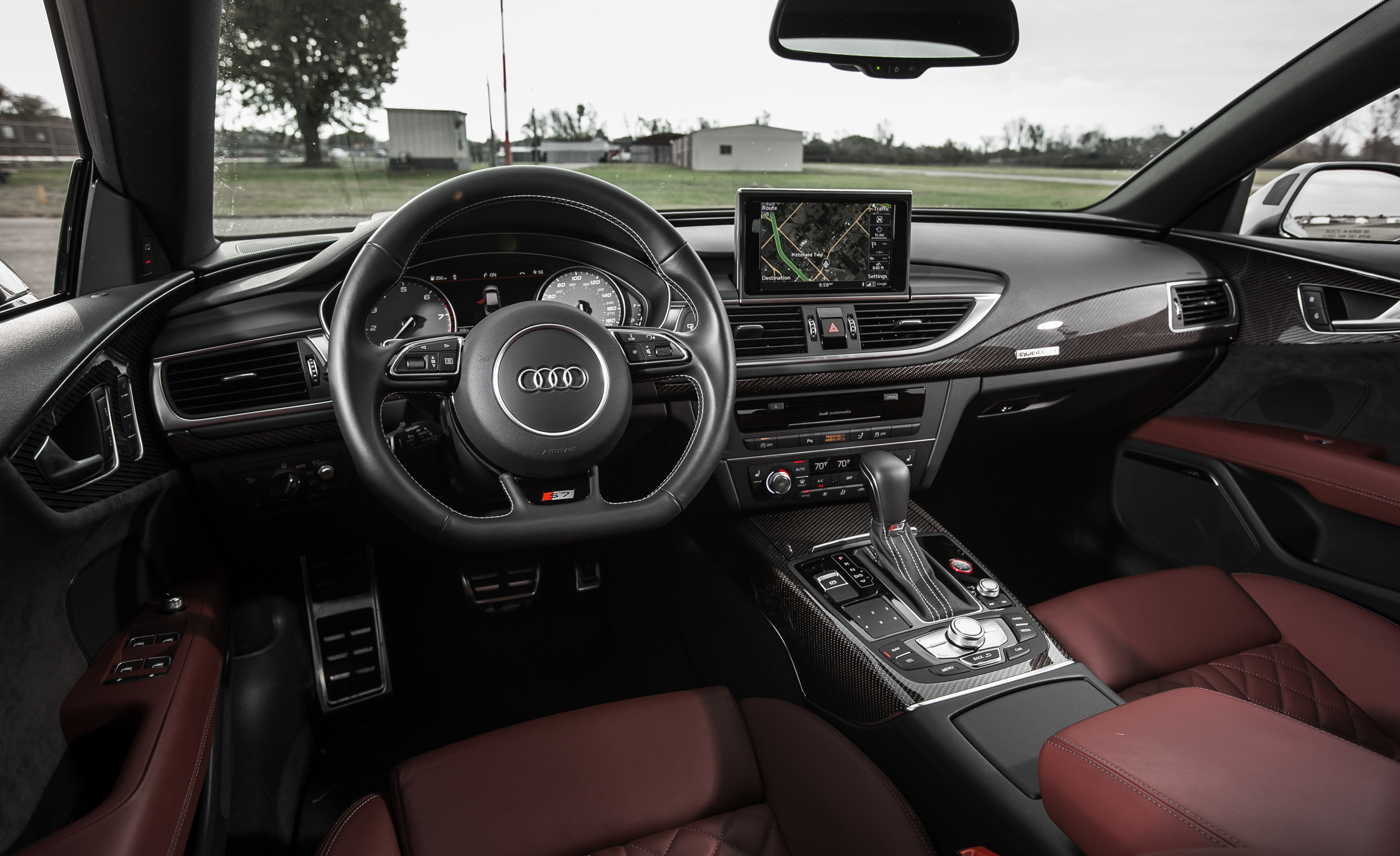 2016 Audi S (View 27 of 30)