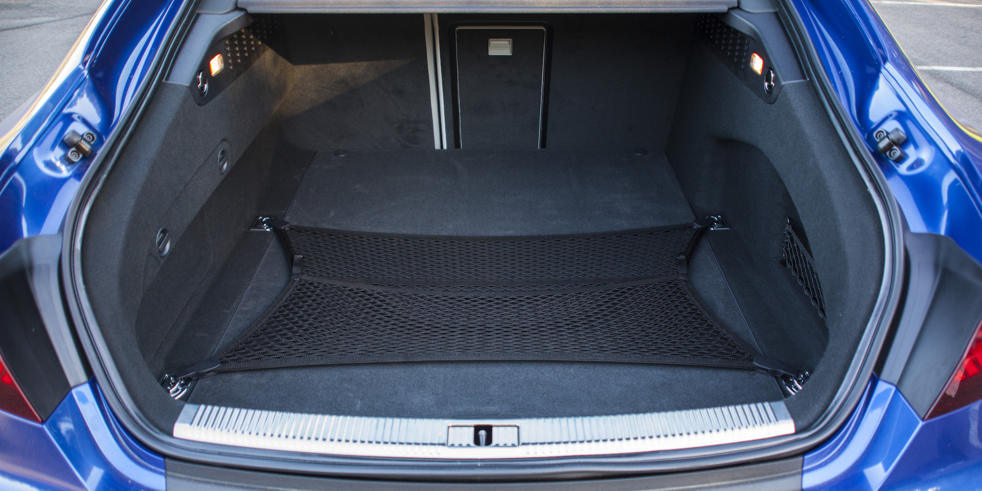 2016 Audi S7 Trunk Space (View 11 of 30)