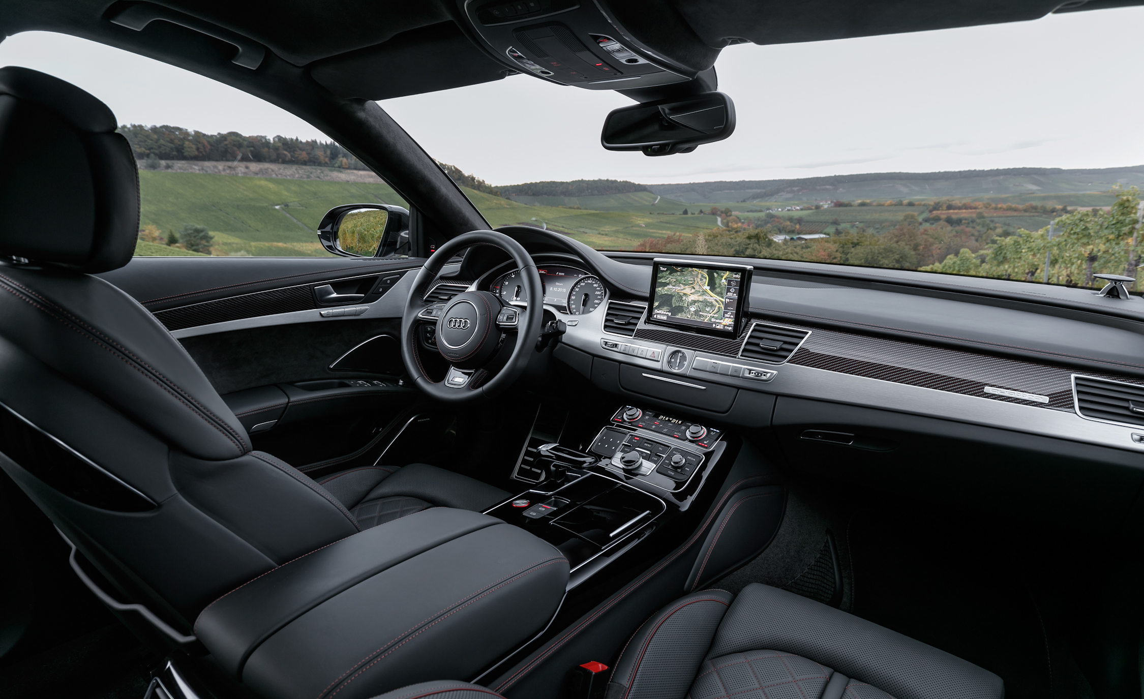 2016 Audi S8 Plus (Photo 10 of 12)