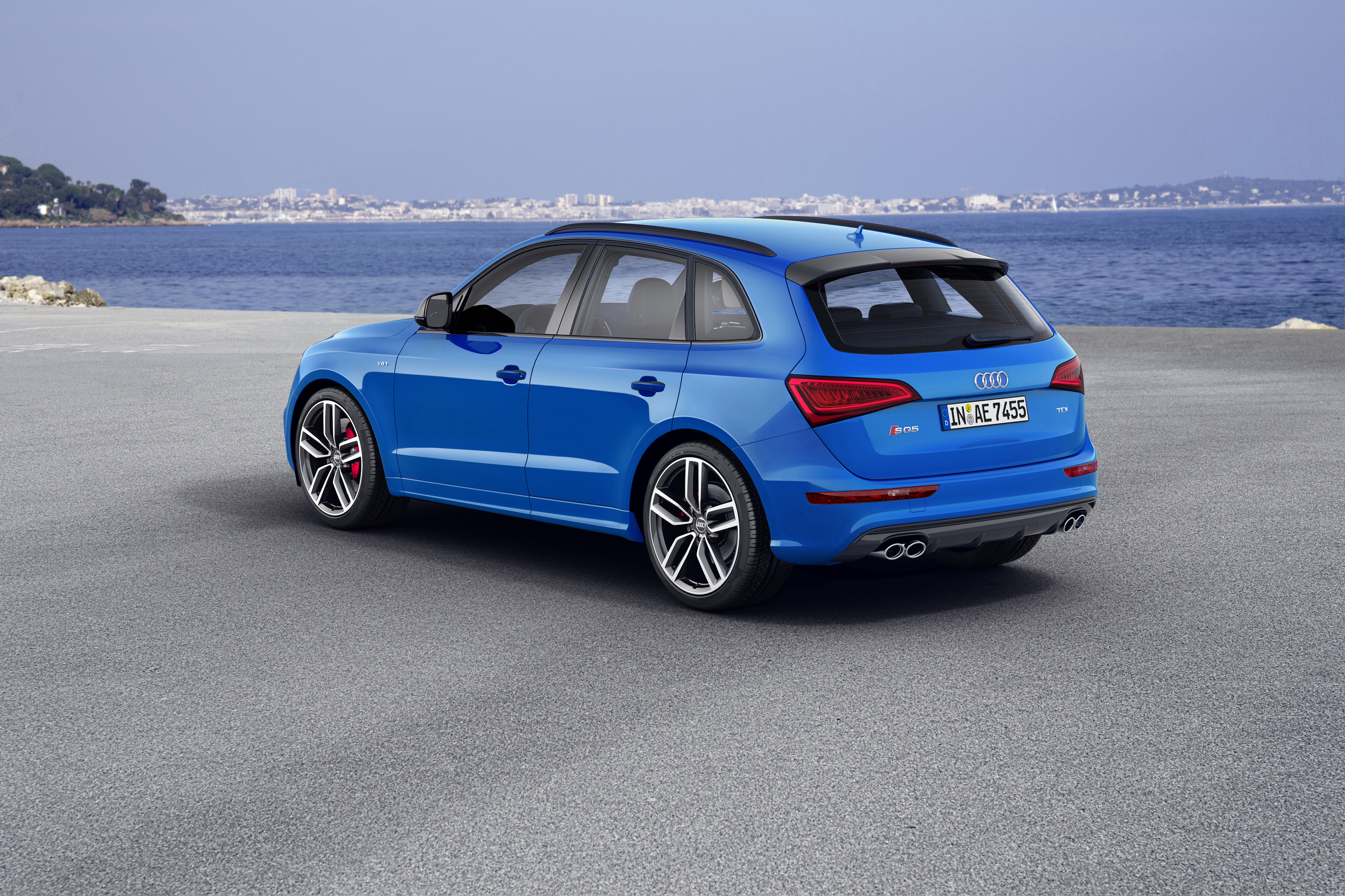 2016 Audi Sq5 Tdi Plus Blue (Photo 2 of 9)