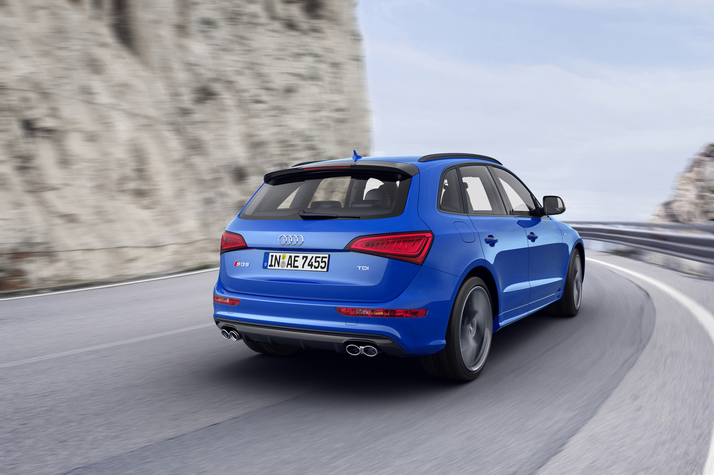 2016 Audi Sq5 Tdi Plus Model (Photo 7 of 9)
