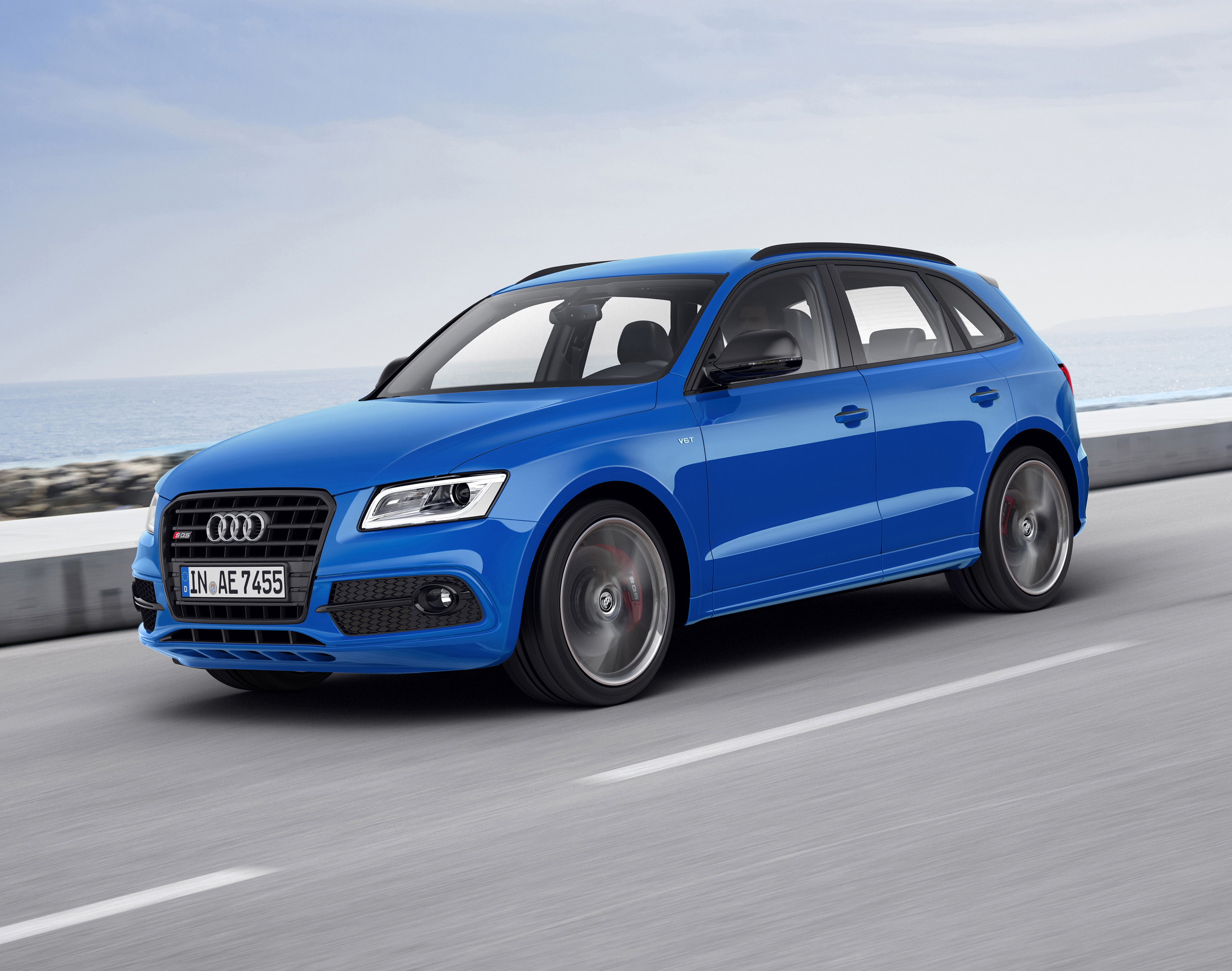 2016 Audi Sq5 Tdi Plus Performance (Photo 8 of 9)