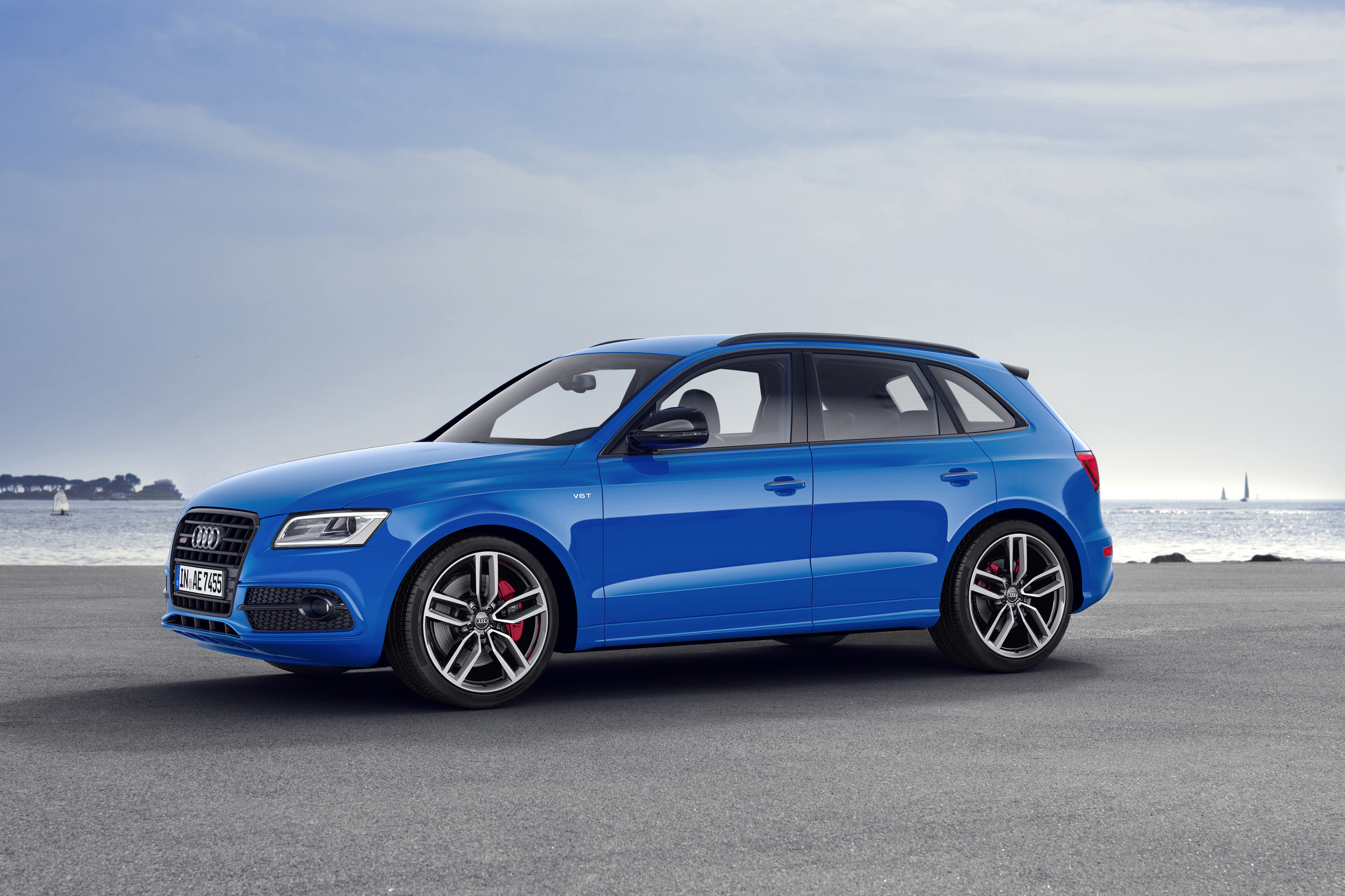 Featured Image of 2016 Audi SQ5 TDI Plus