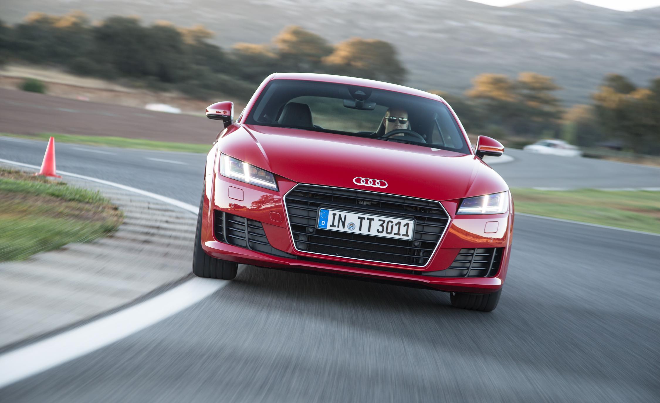 2016 Audi TT (View 9 of 41)
