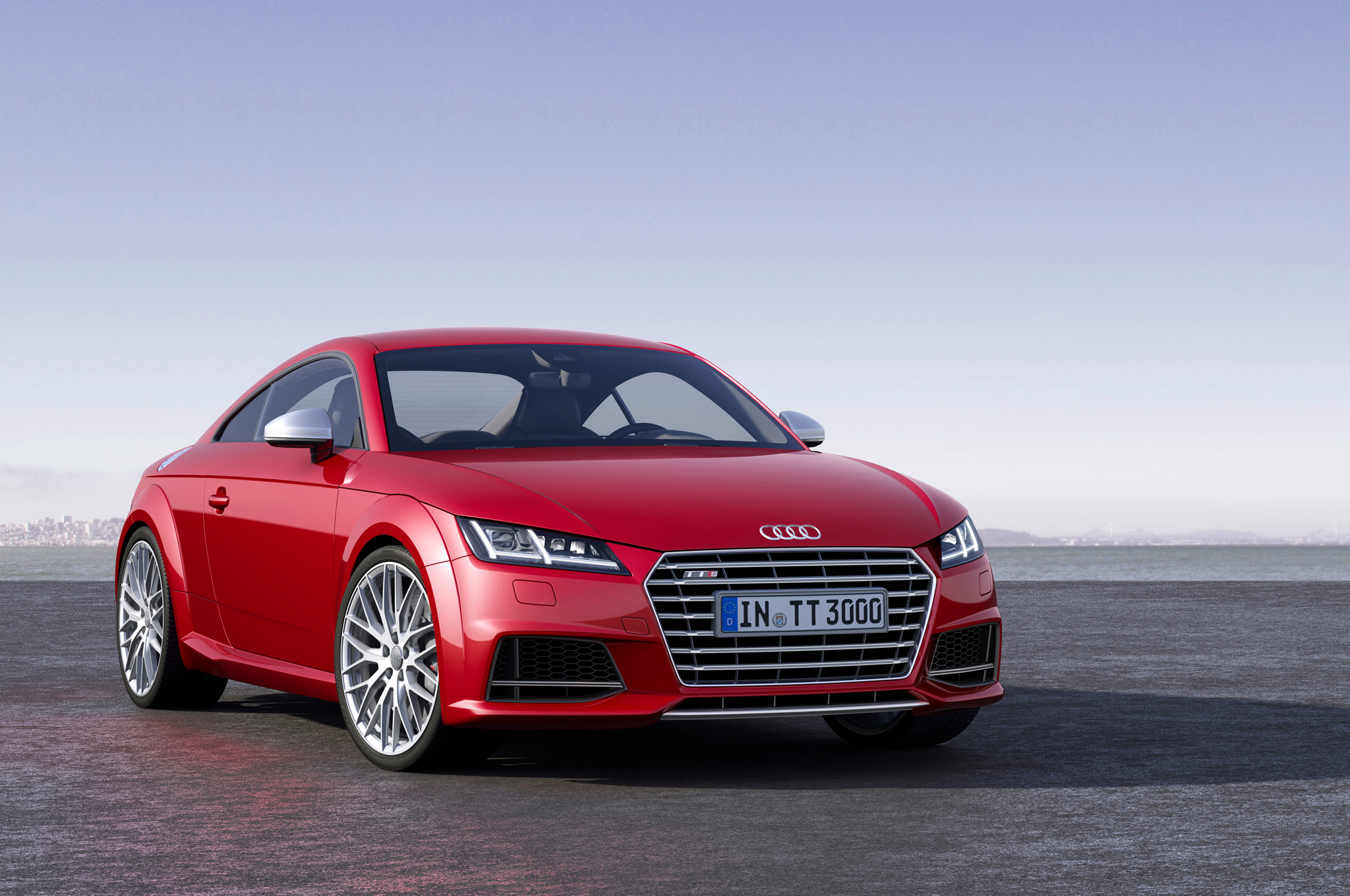 2016 Audi Tt Front Side (Photo 34 of 41)