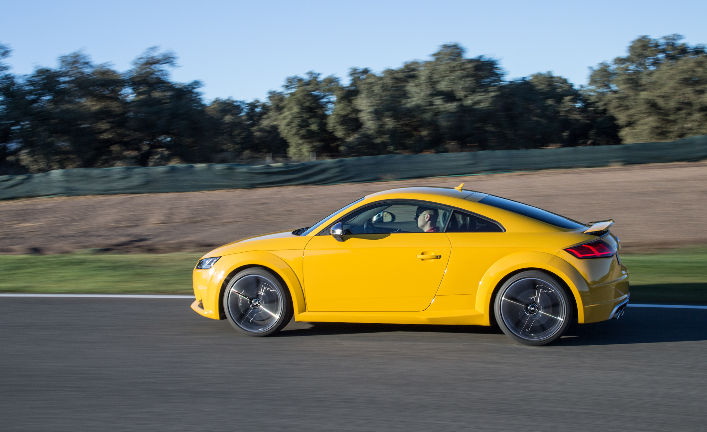 2016 Audi TTS (View 23 of 41)