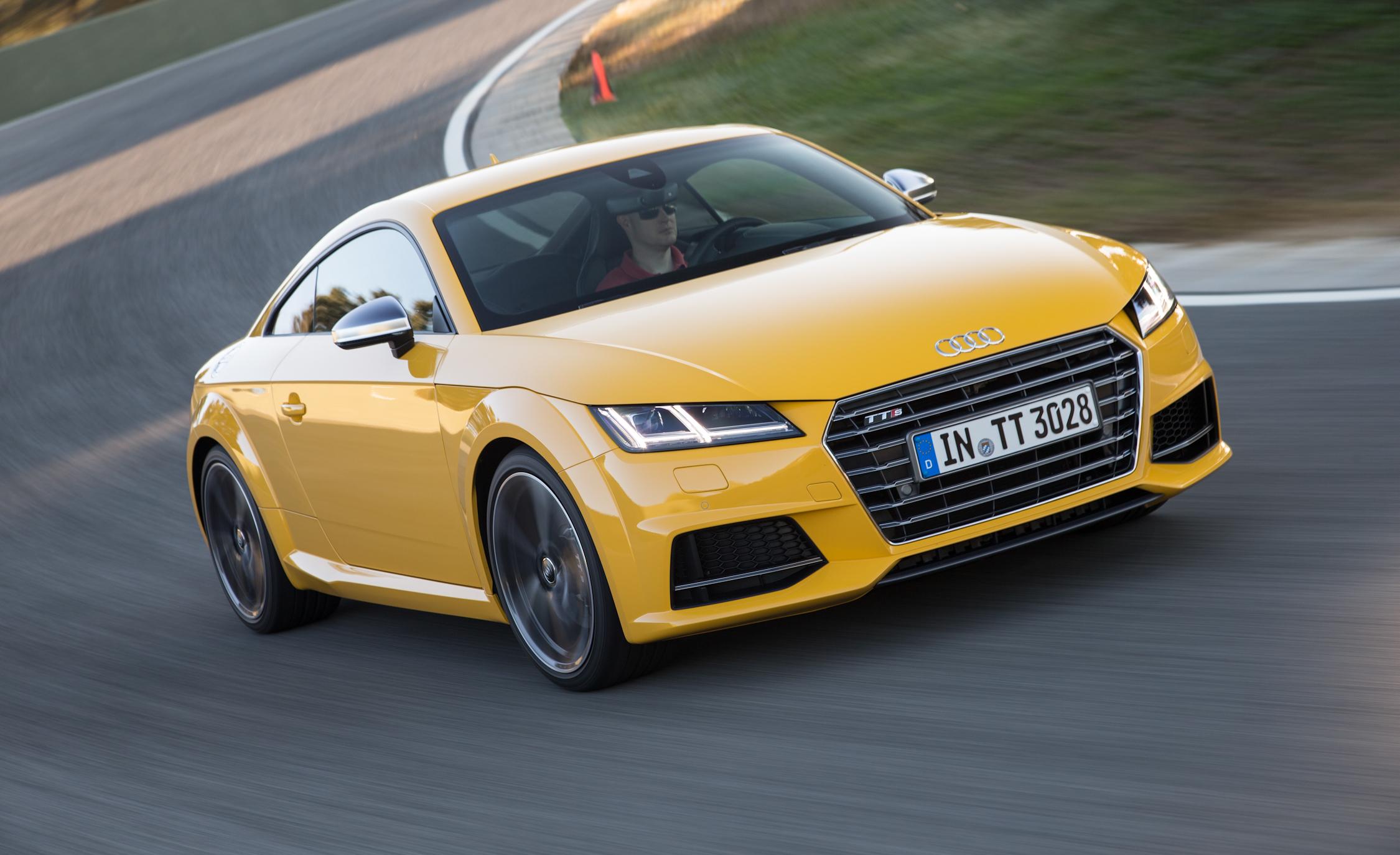 2016 Audi TTS (View 25 of 41)
