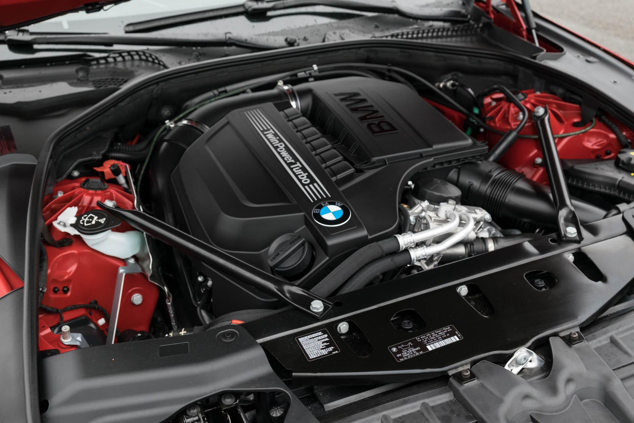 2016 BMW 640i Convertible Turbocharged  (Photo 16 of 16)