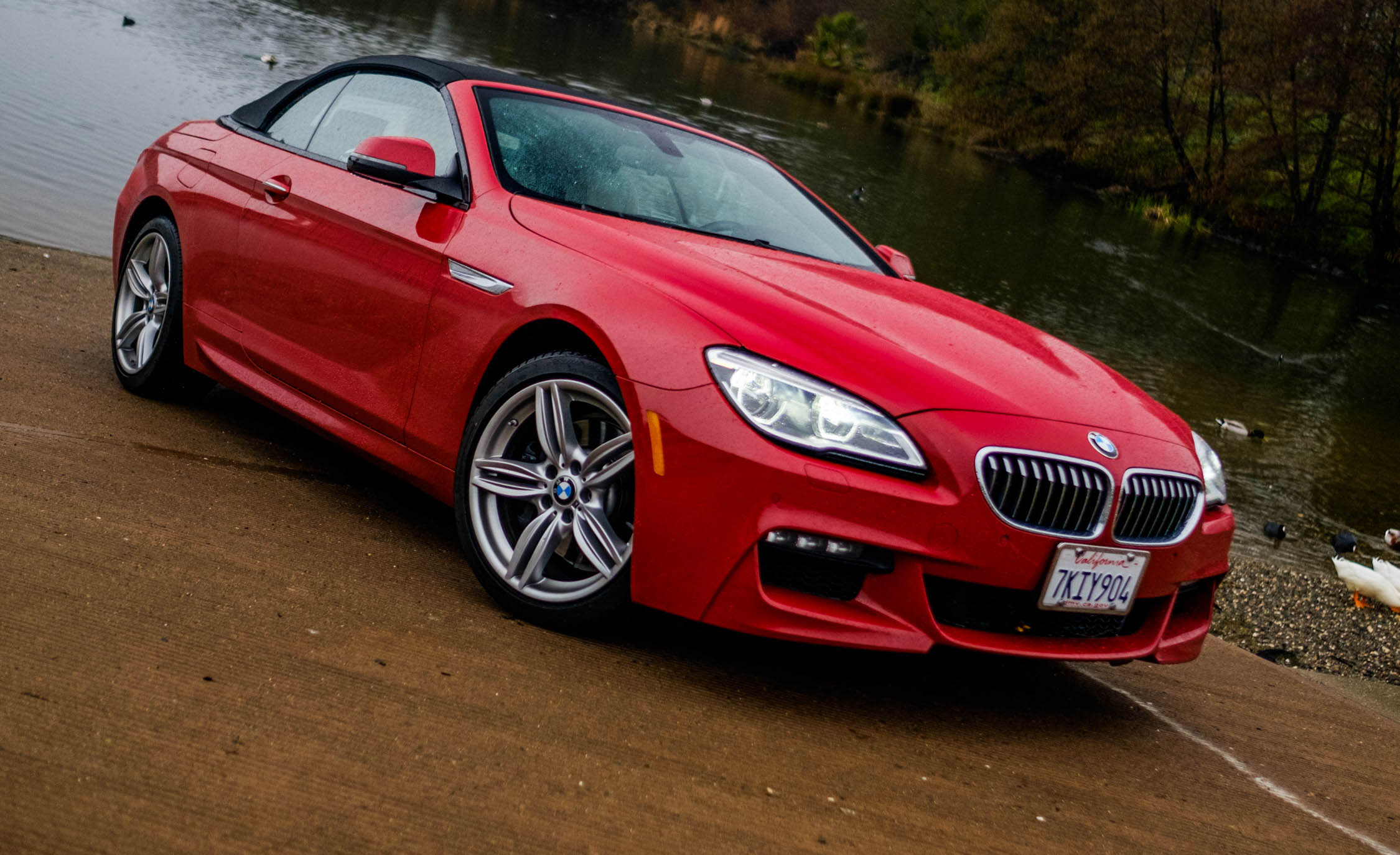 2016 BMW 640i Convertible (Photo 10 of 16)
