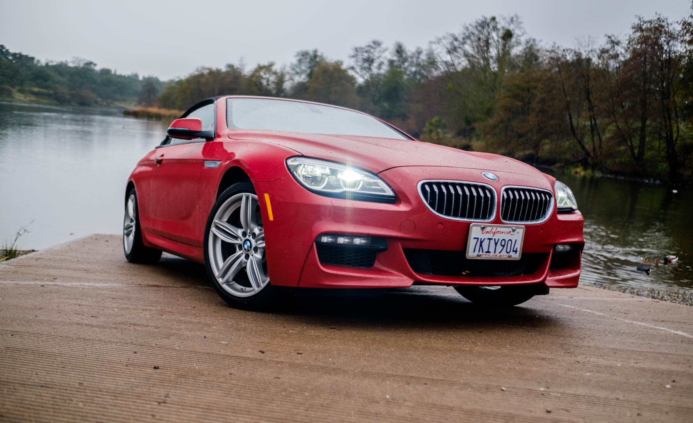 2016 BMW 640i Convertible (Photo 9 of 16)