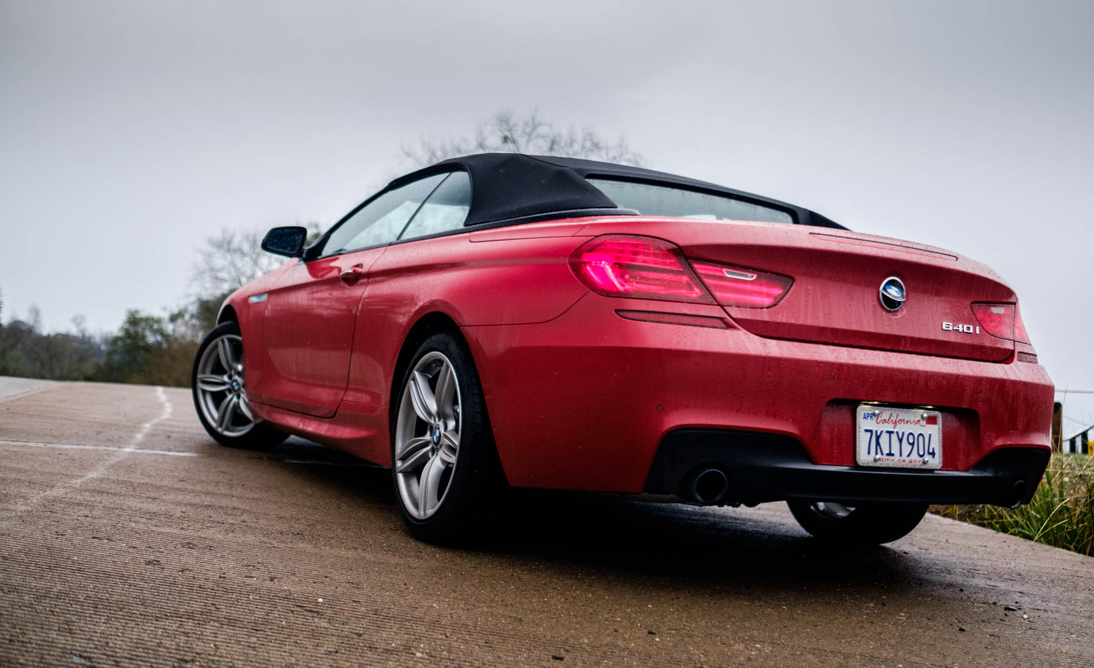2016 BMW 640i Convertible (Photo 11 of 16)