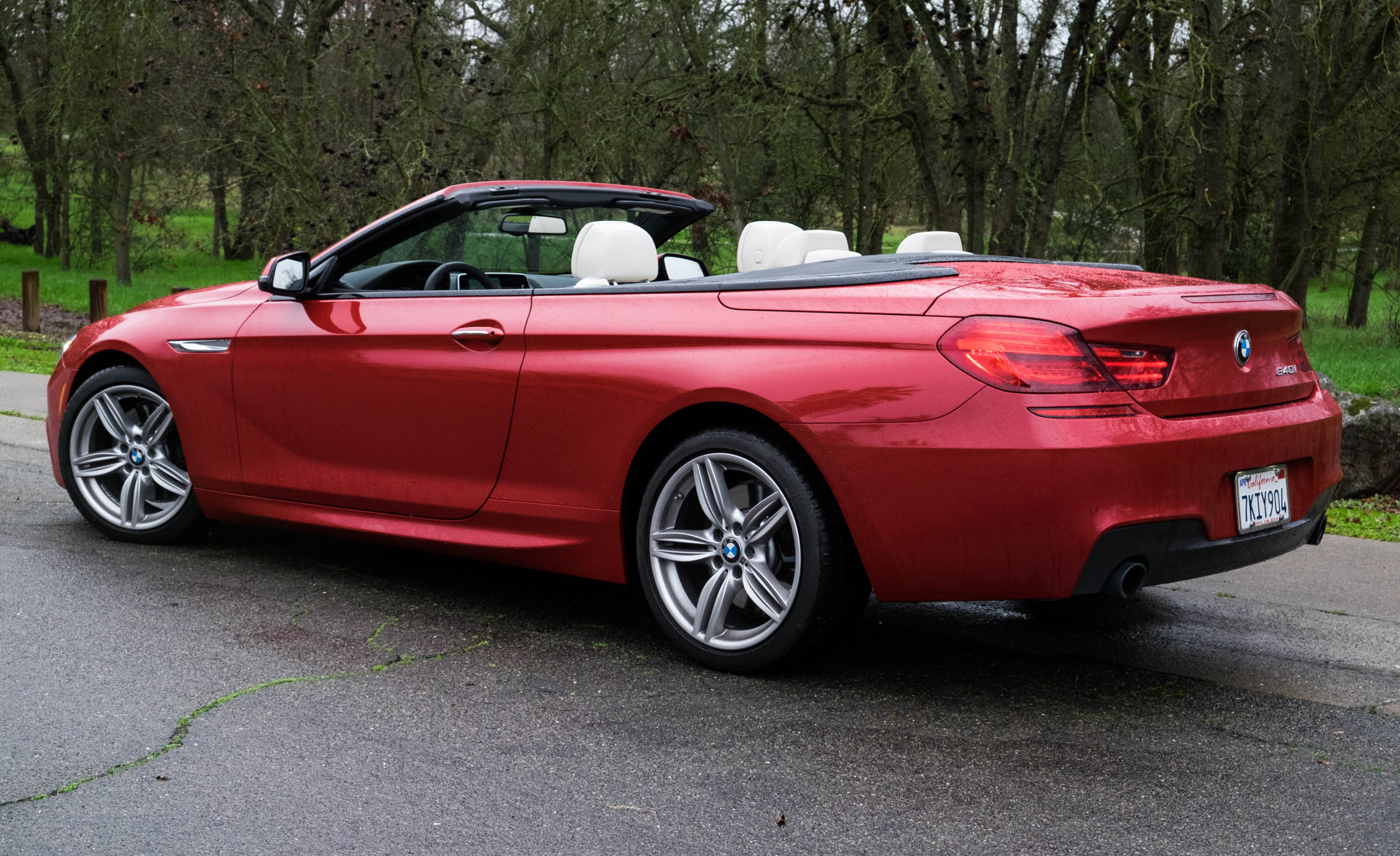2016 BMW 640i Convertible (Photo 14 of 16)