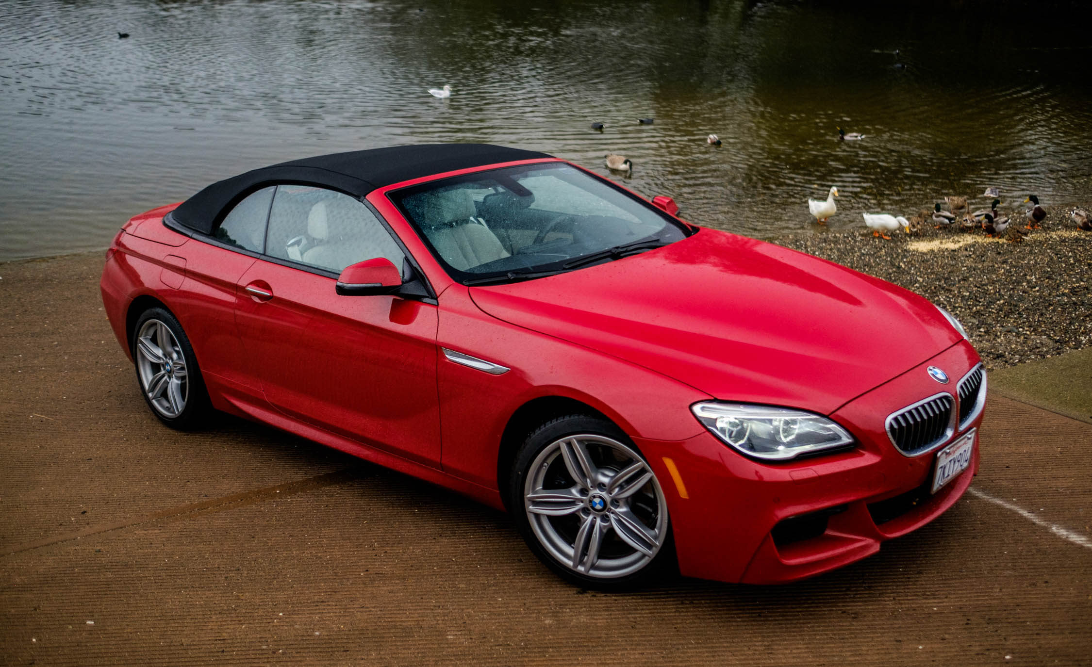 Featured Image of 2016 BMW 640i Convertible