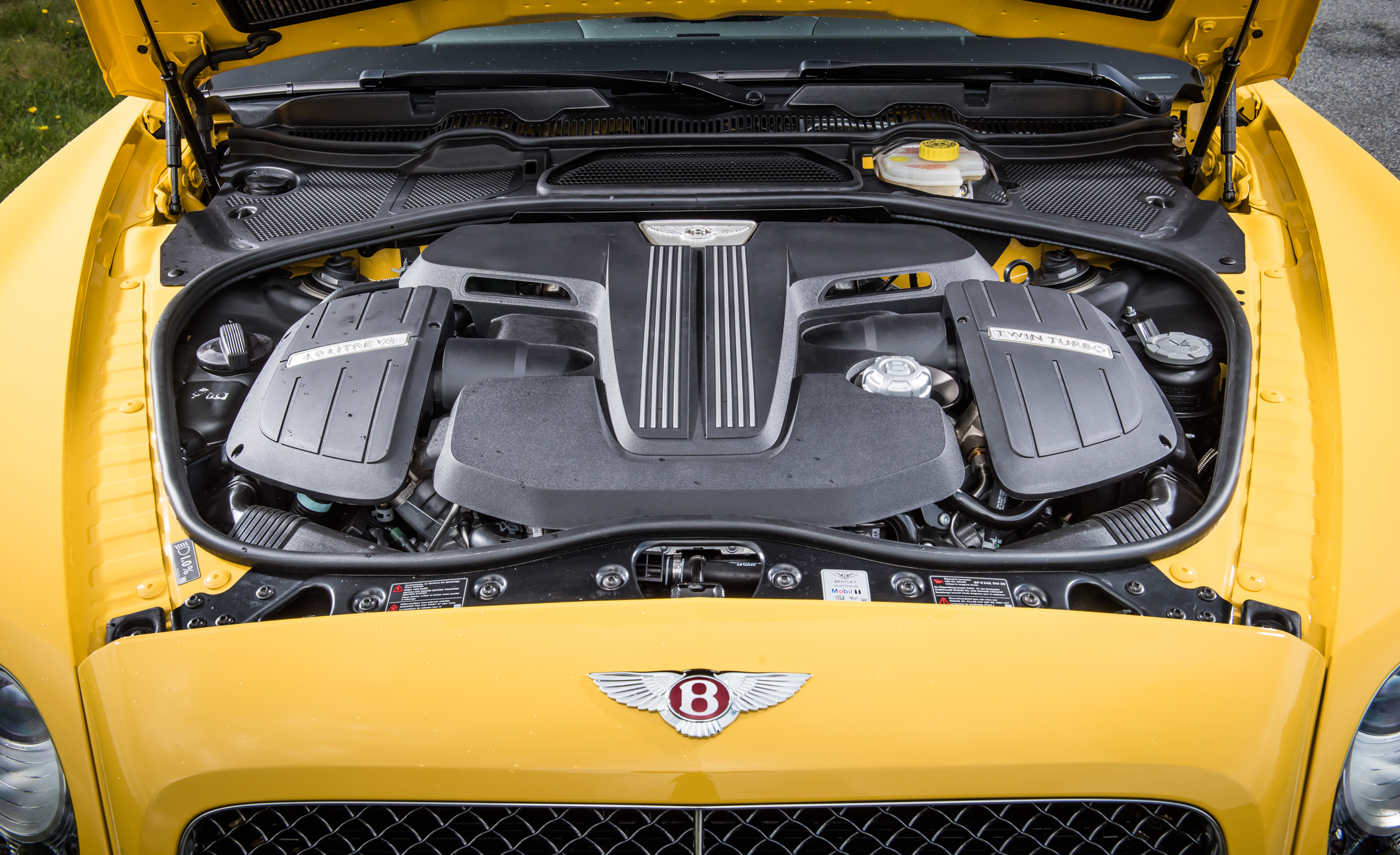 2016 Bentley Continental GT Twin Turbocharged (View 19 of 27)