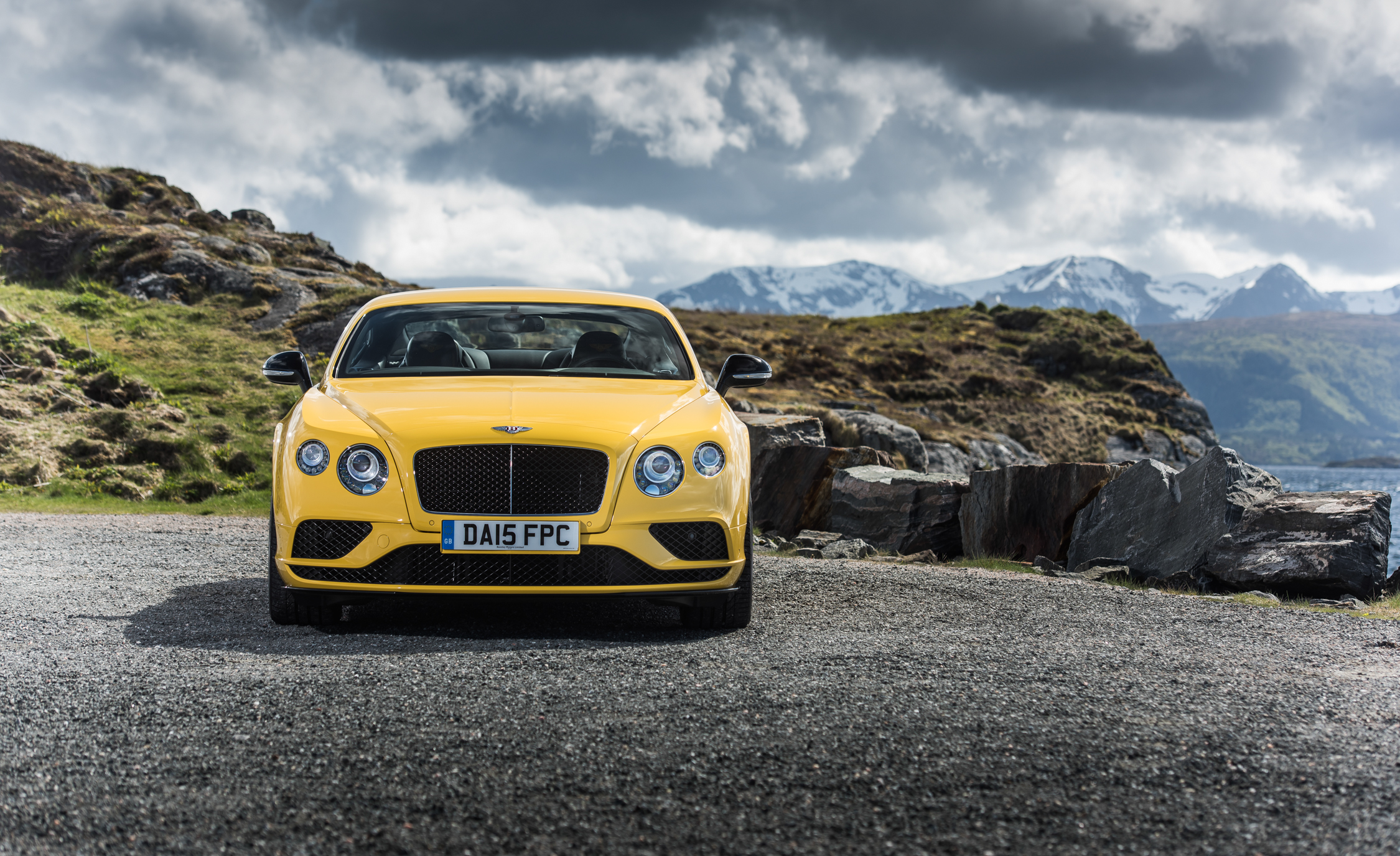 2016 Bentley Continental GT V8 S (View 20 of 27)