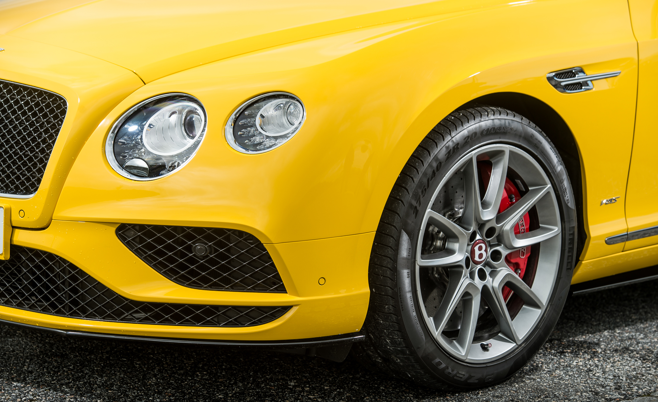 2016 Bentley Continental GT V8 S (View 21 of 27)