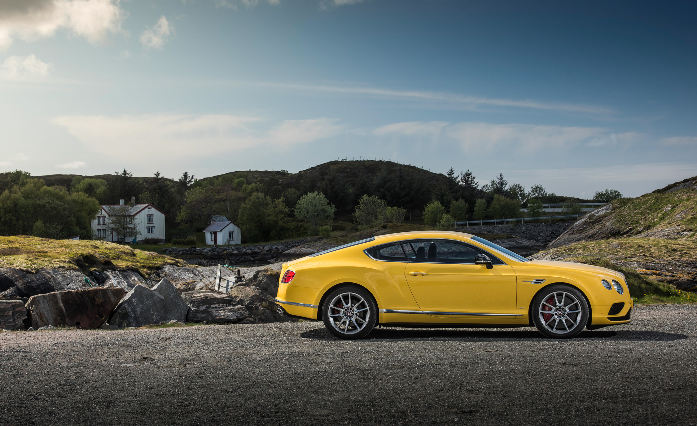 2016 Bentley Continental GT V8 S (View 23 of 27)
