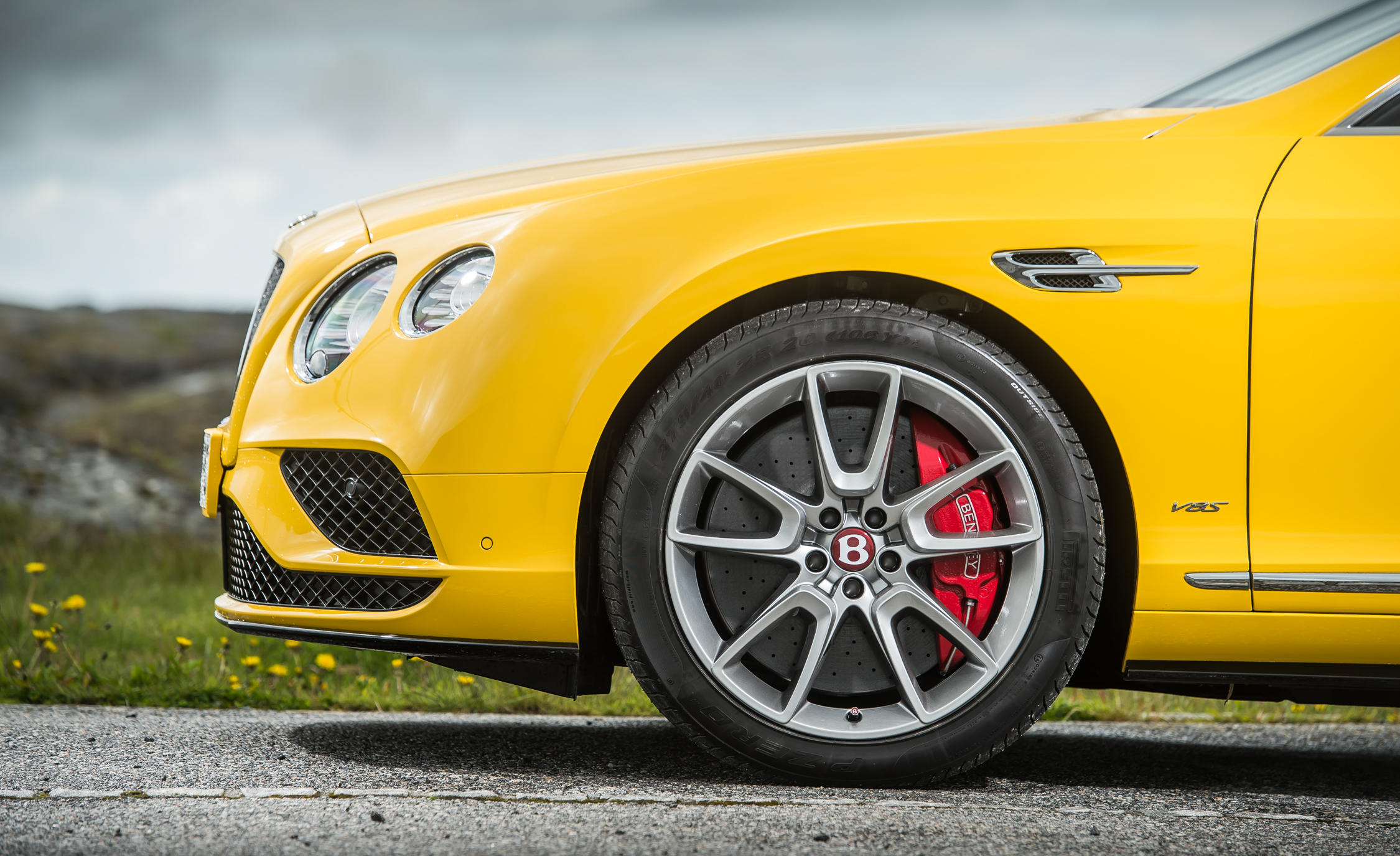 2016 Bentley Continental GT V8 S (View 25 of 27)