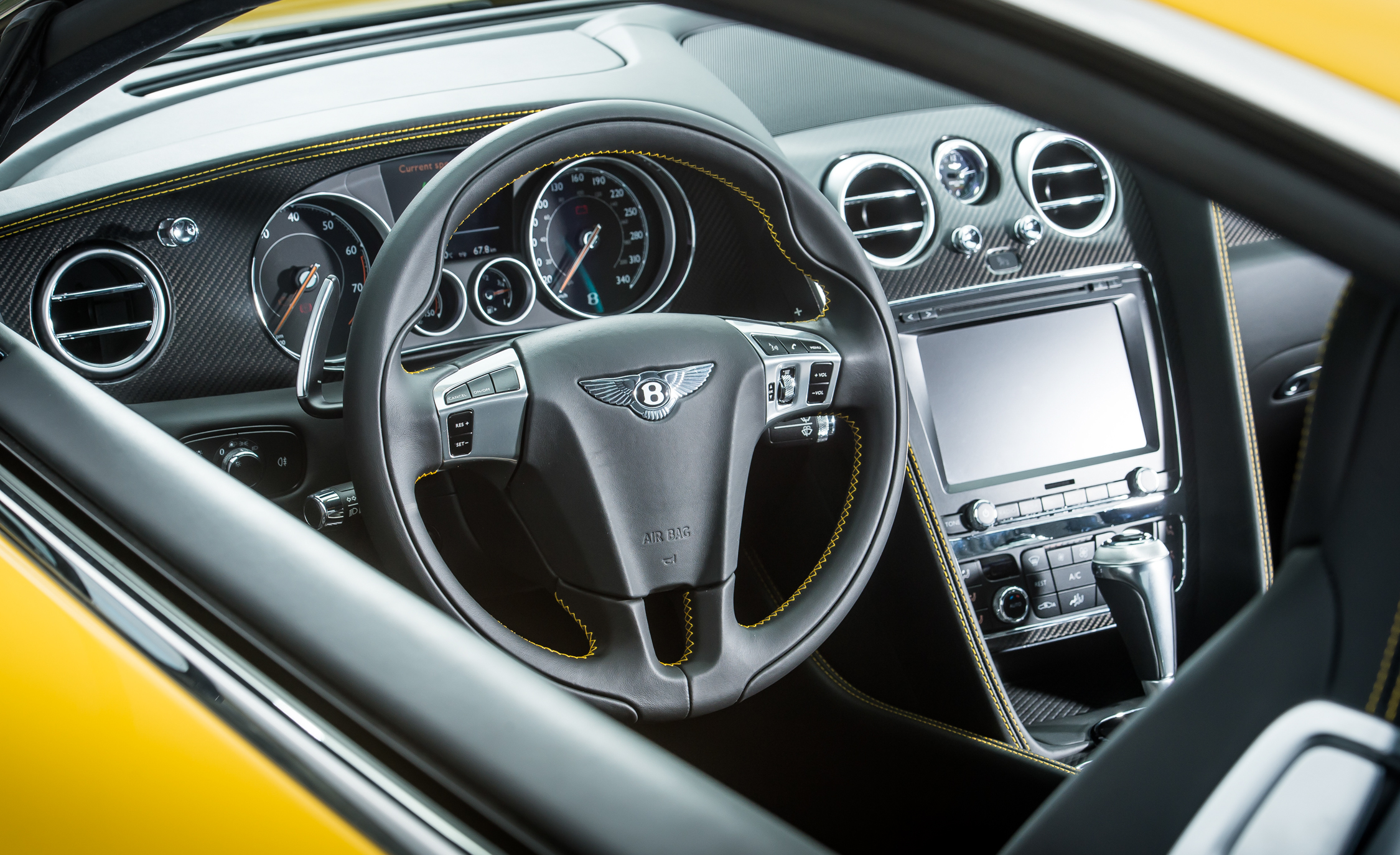 2016 Bentley Continental GT V8 S (View 27 of 27)