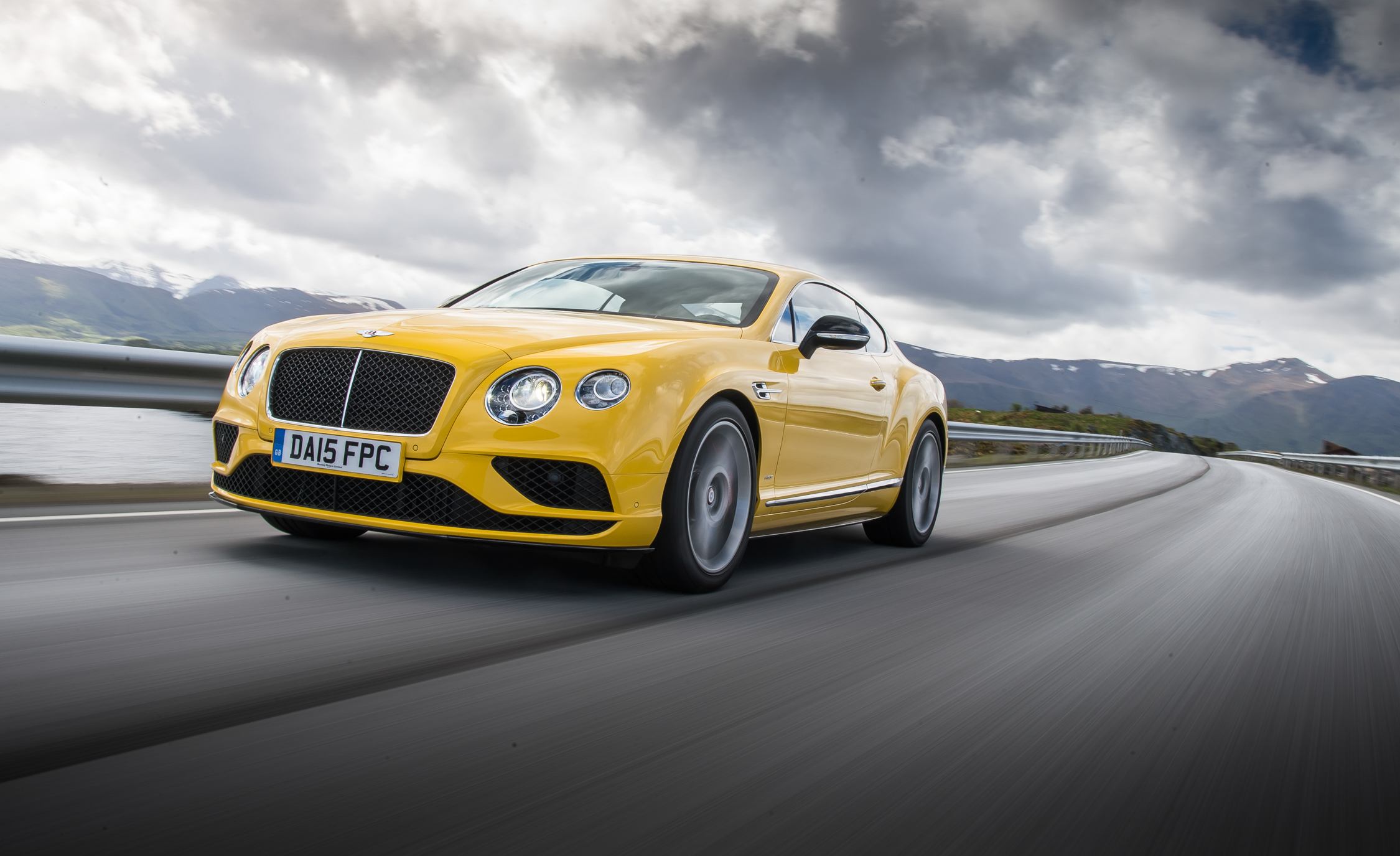 2016 Bentley Continental GT V8 S (View 14 of 27)