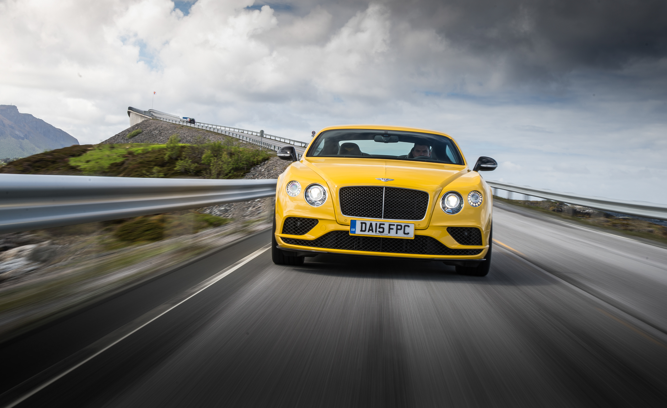 2016 Bentley Continental GT V8 S (View 15 of 27)