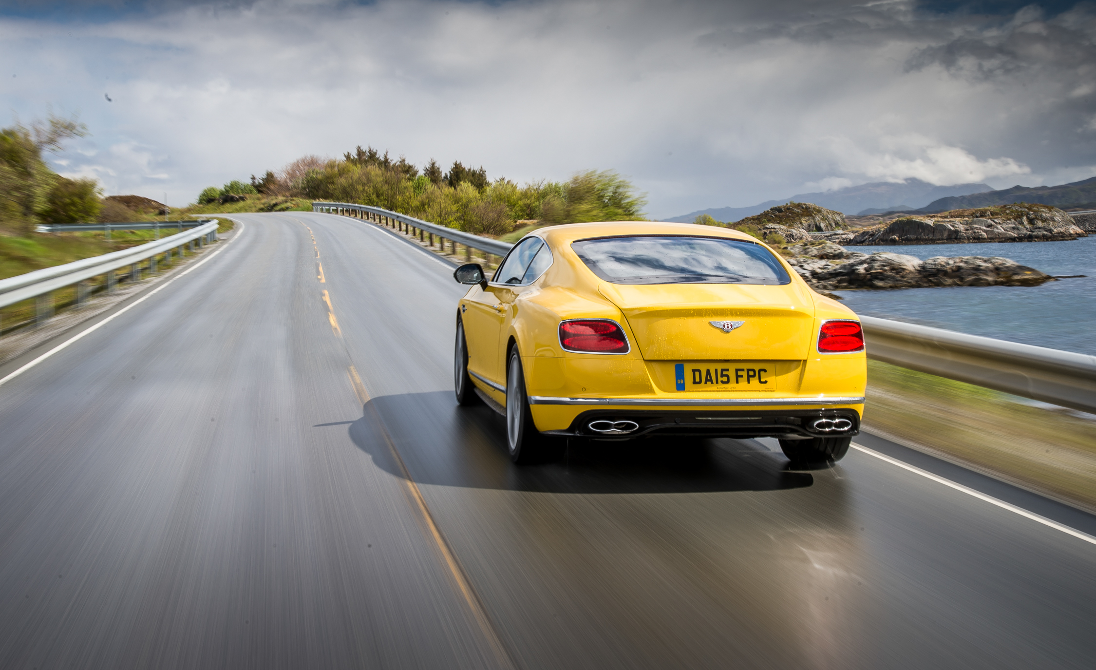 2016 Bentley Continental GT V8 S (View 16 of 27)