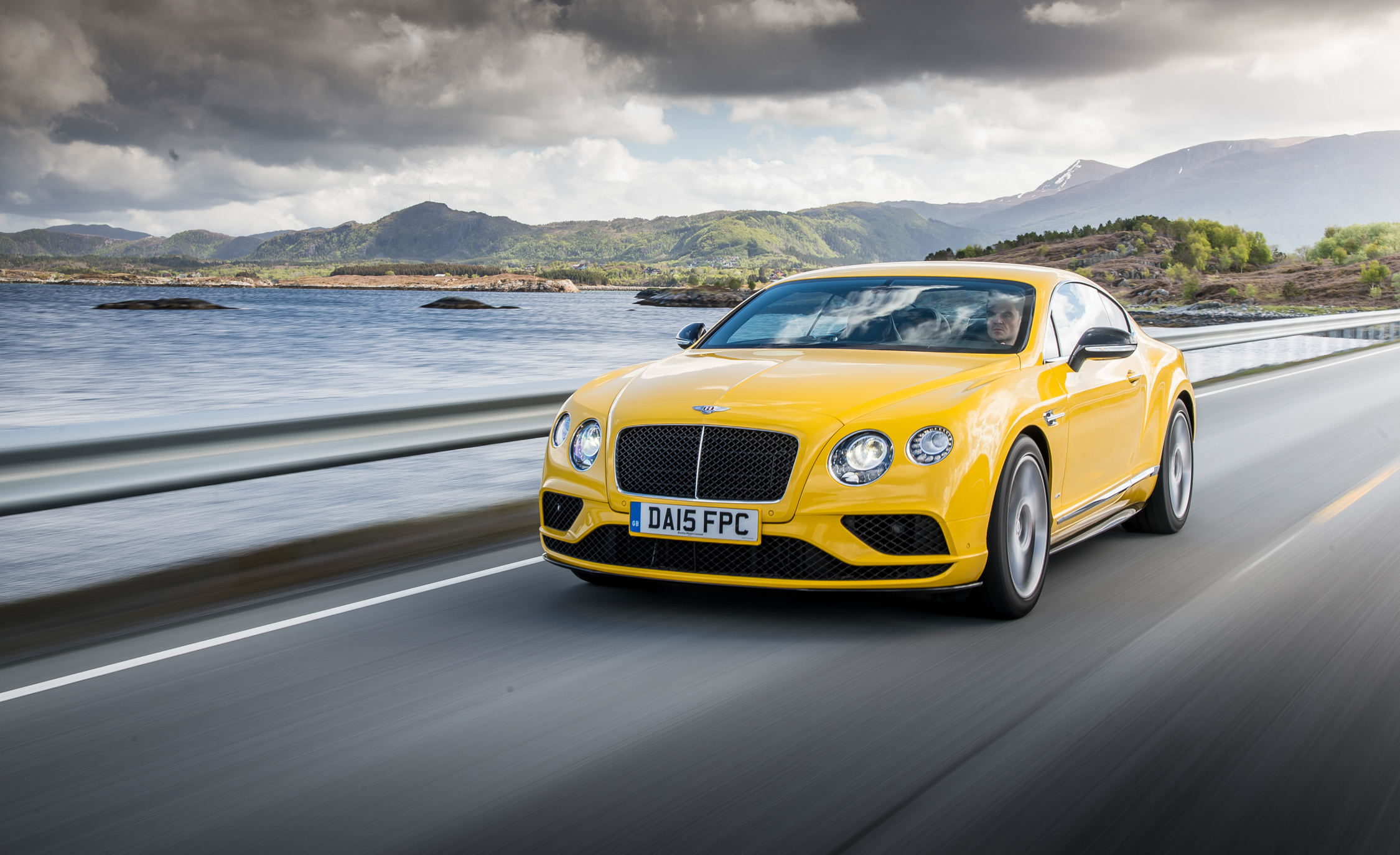 2016 Bentley Continental GT V8 S (View 18 of 27)