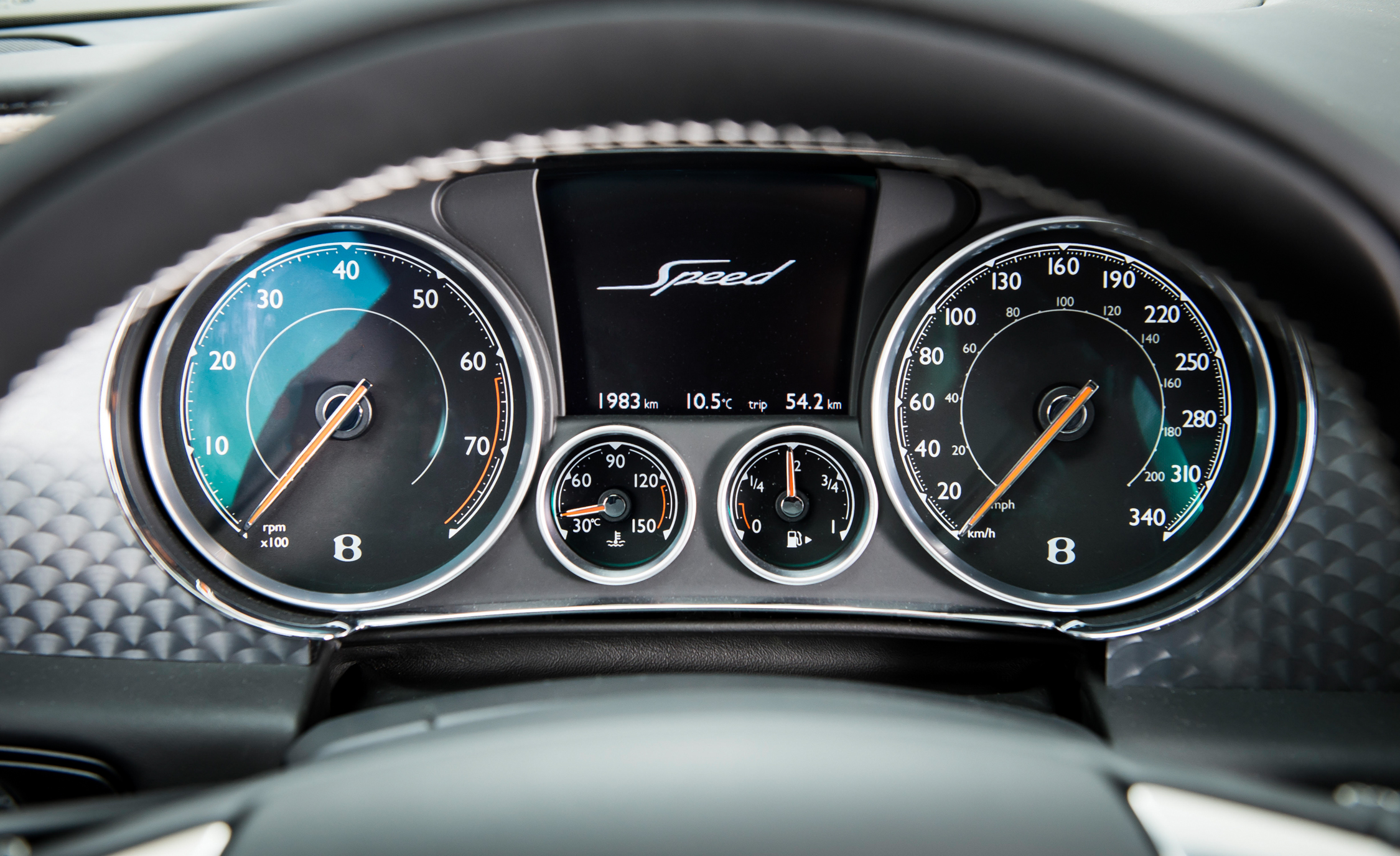 2016 Bentley Continental GT Speed (Photo 7 of 27)