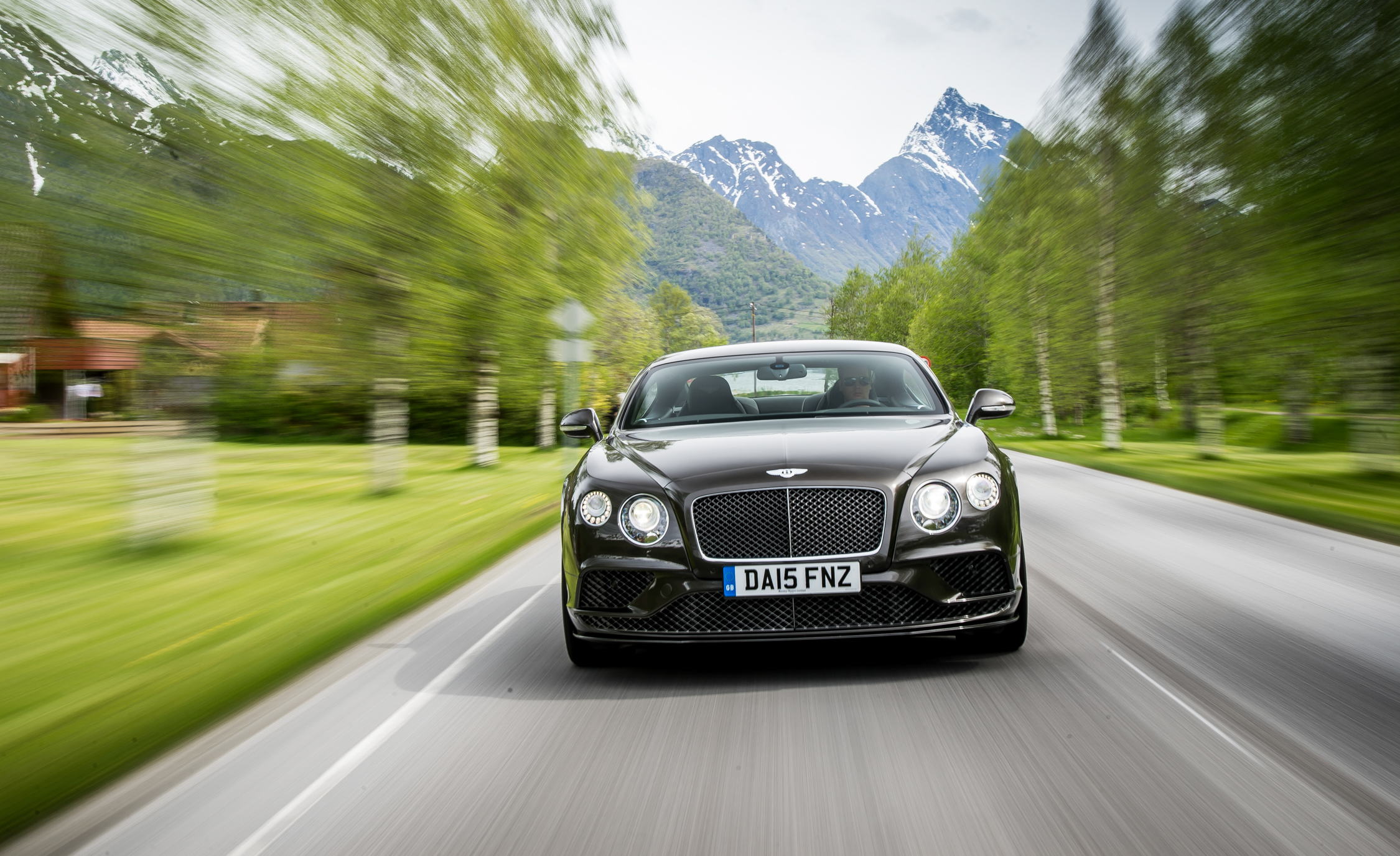 2016 Bentley Continental GT Speed (Photo 9 of 27)